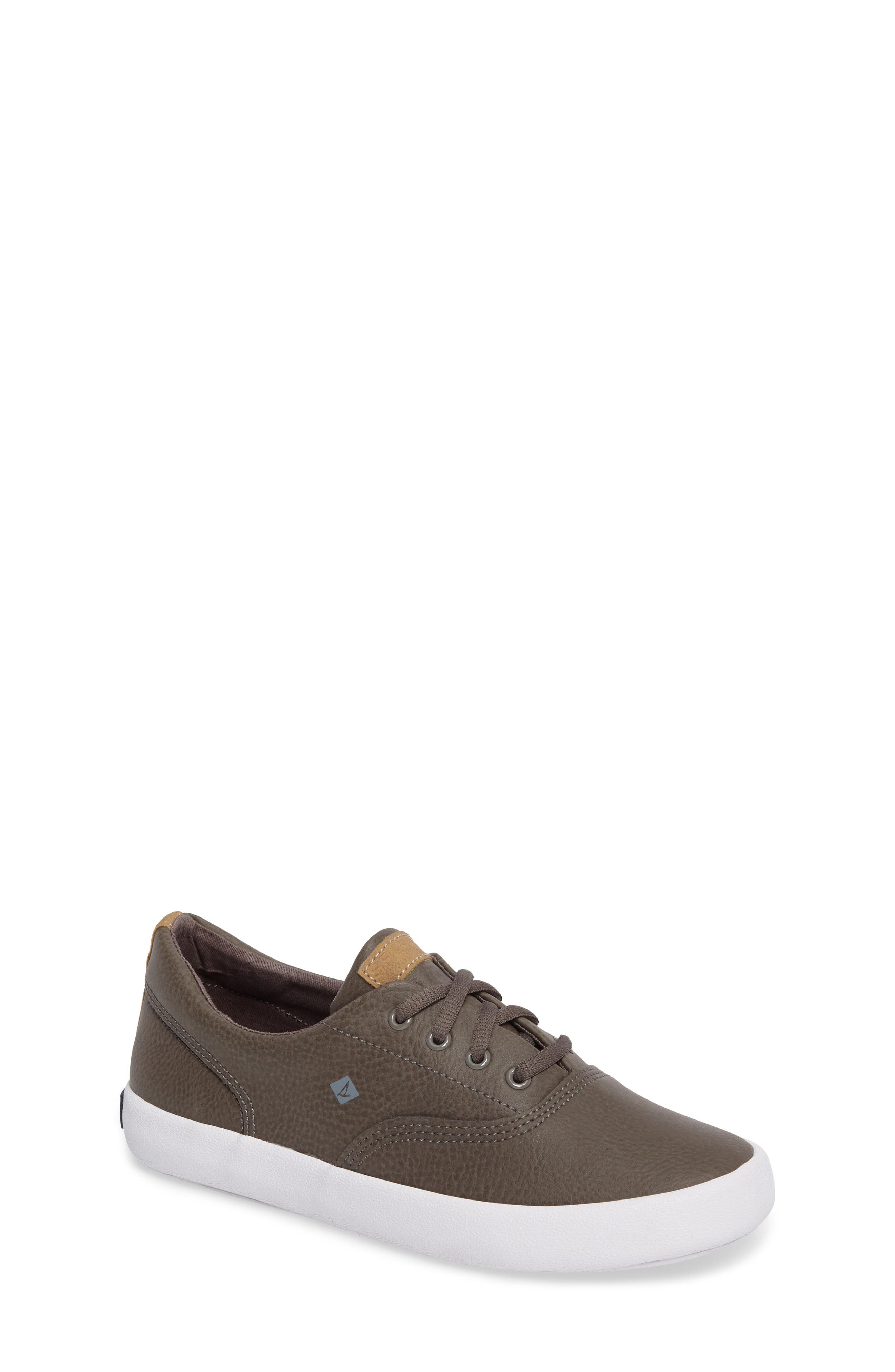 Alternate Image 1 Selected - Sperry Kids Wahoo Sneaker (Little Kid and Big Kid)