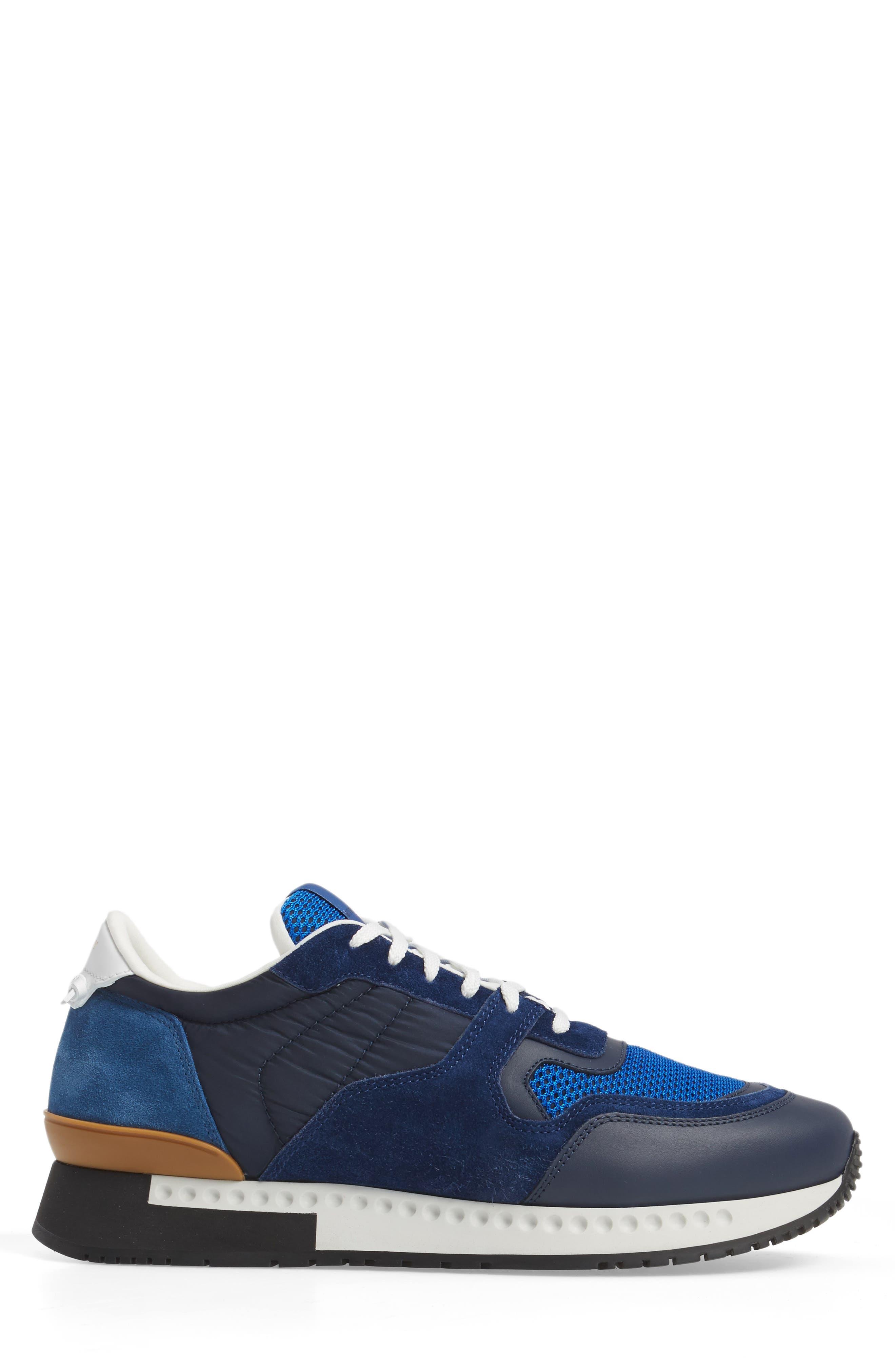 Alternate Image 3  - Givenchy Mixed-Finish Sneaker (Men)