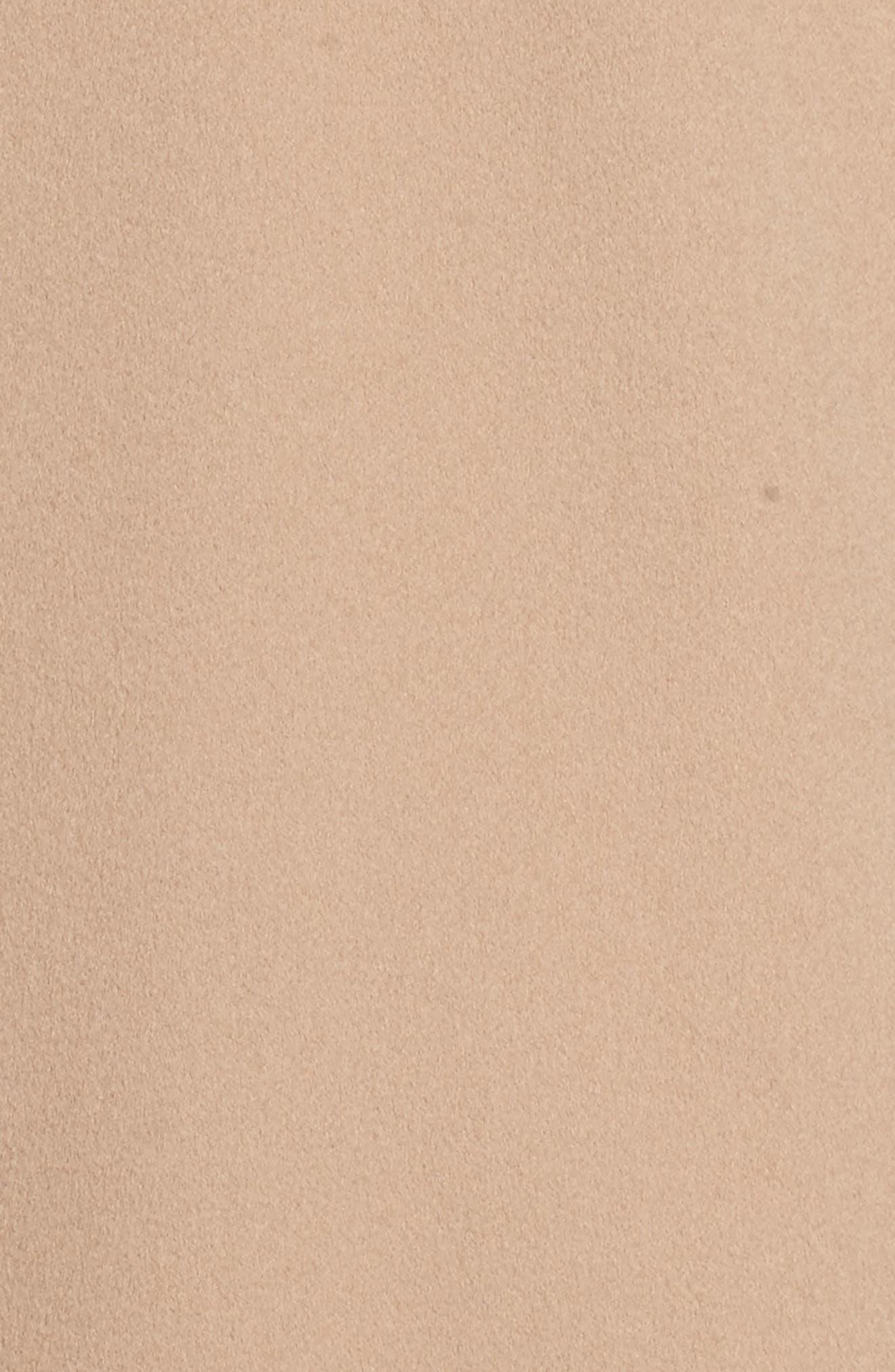 Alternate Image 6  - Fleurette Wool Car Coat (Plus Size) (Nordstrom Exclusive)
