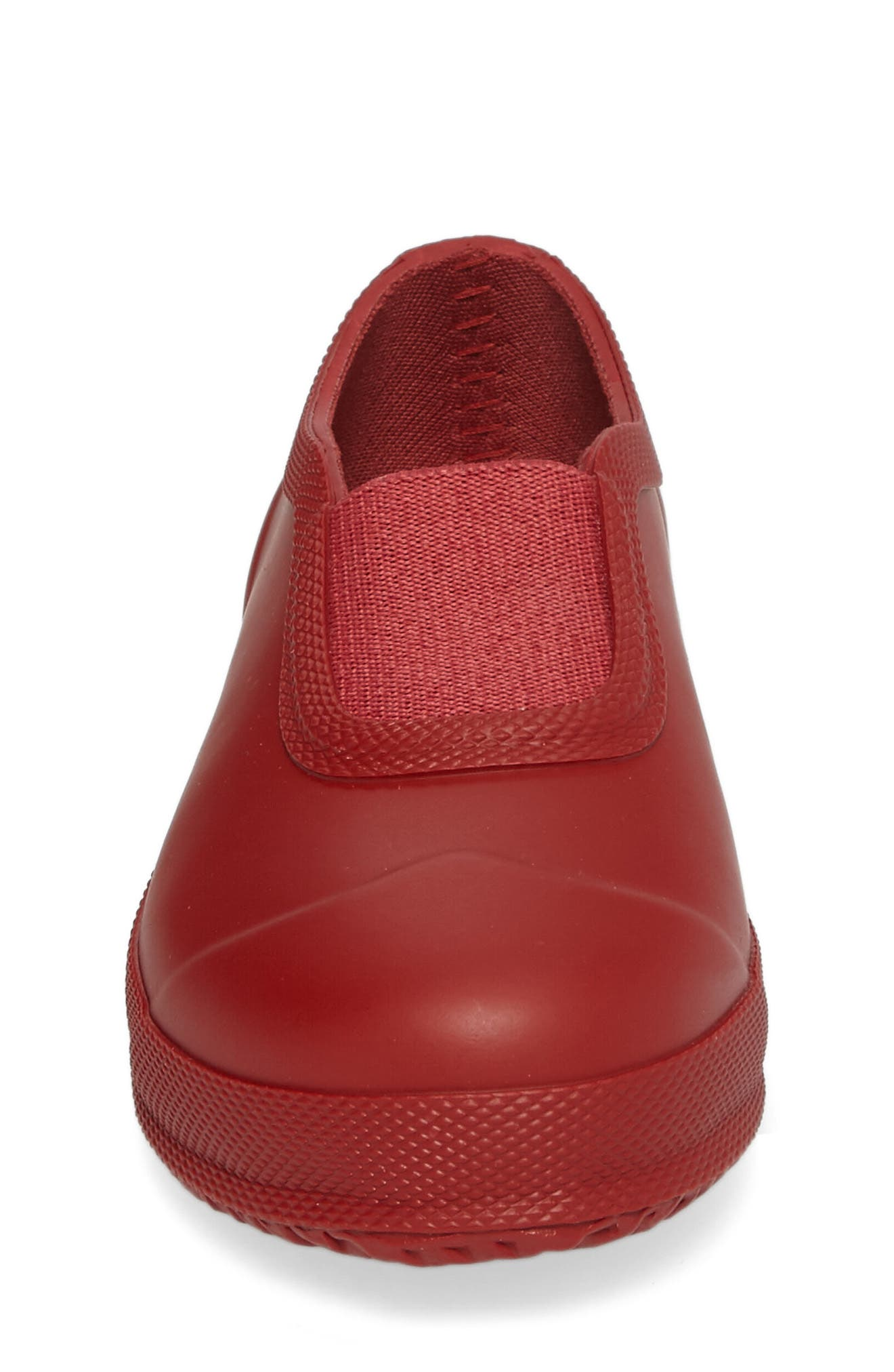 Original Waterproof Plimsoll,                             Alternate thumbnail 4, color,                             Military Red