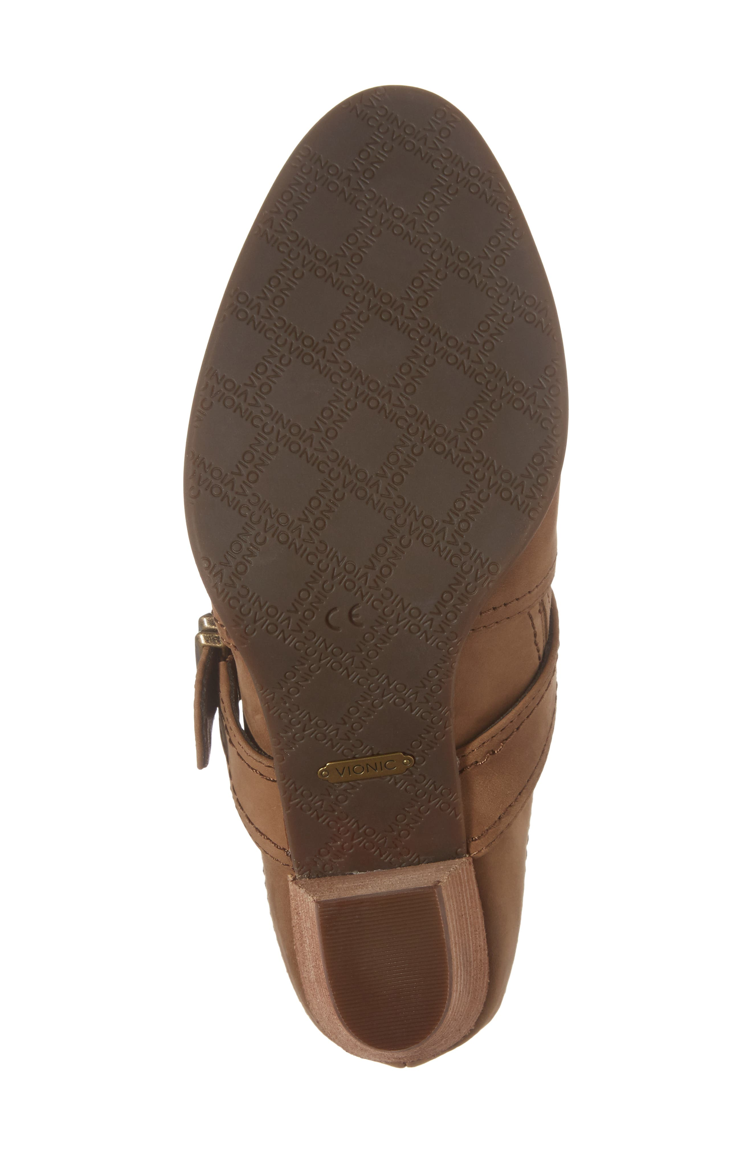 Cheyenne Mule,                             Alternate thumbnail 6, color,                             Brown Leather