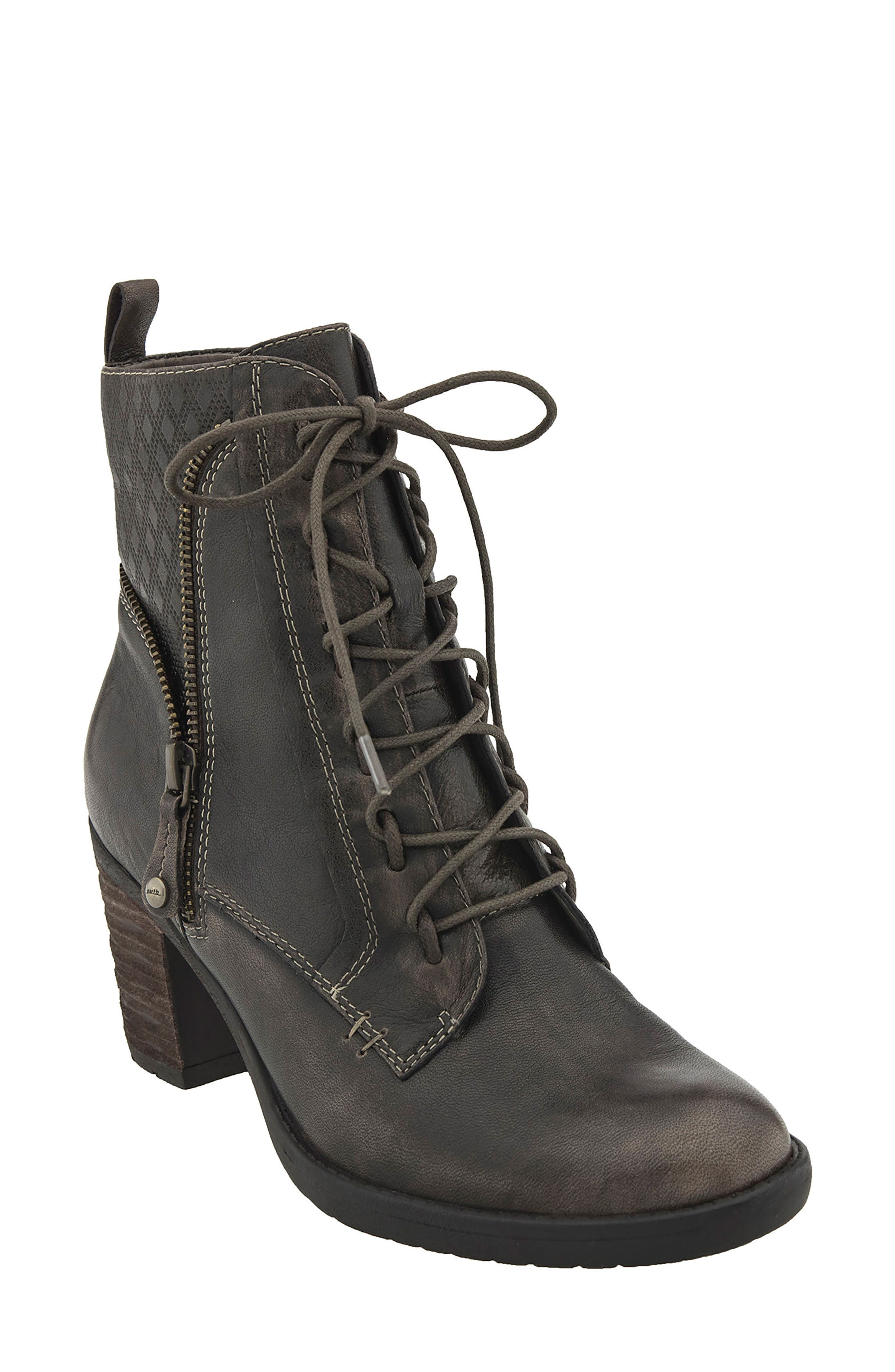 Alternate Image 1 Selected - Earth® Missoula Lace-Up Boot (Women)