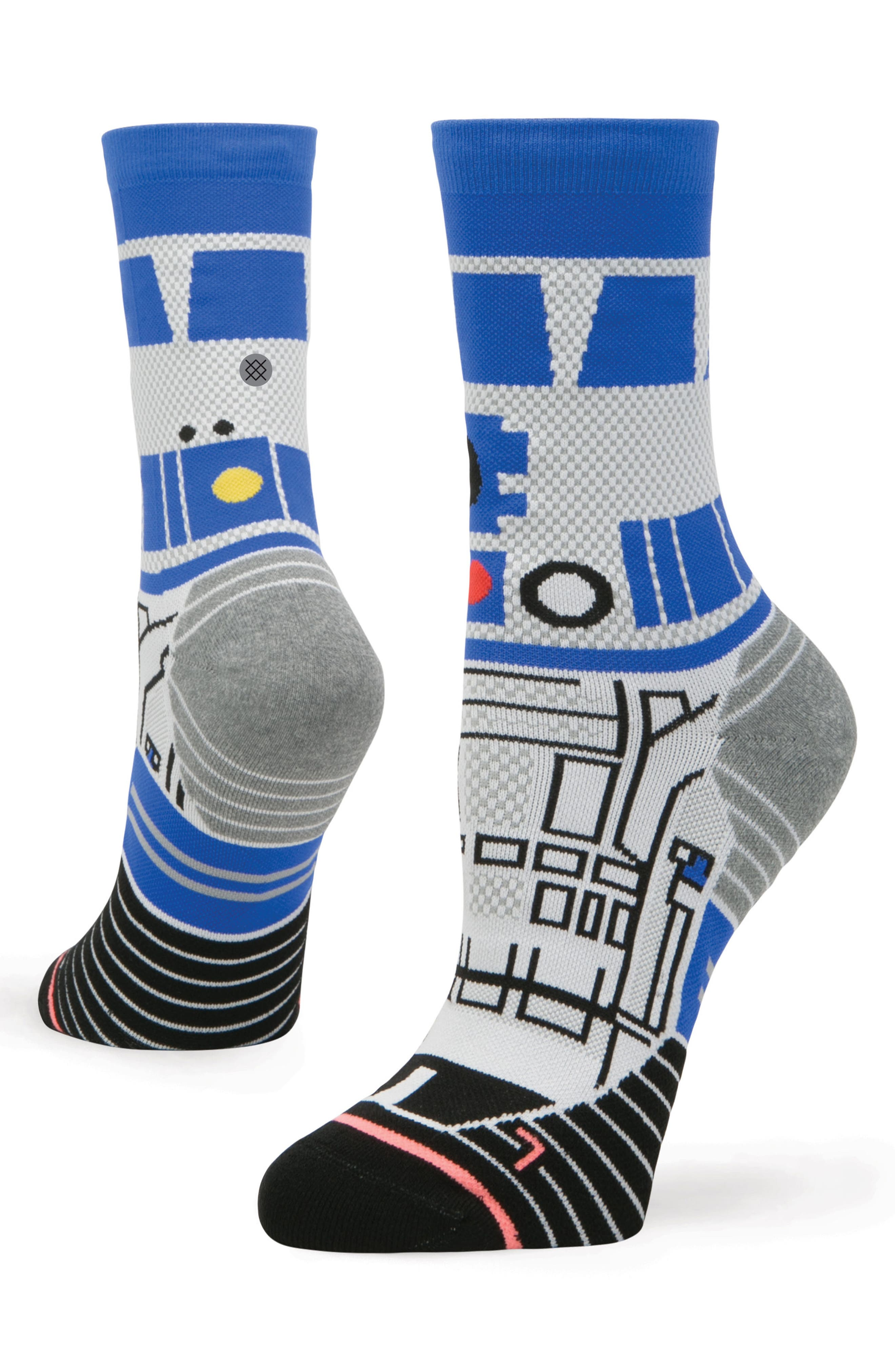 "Stance ""Star Wars"" - R2-D2 Running Socks"
