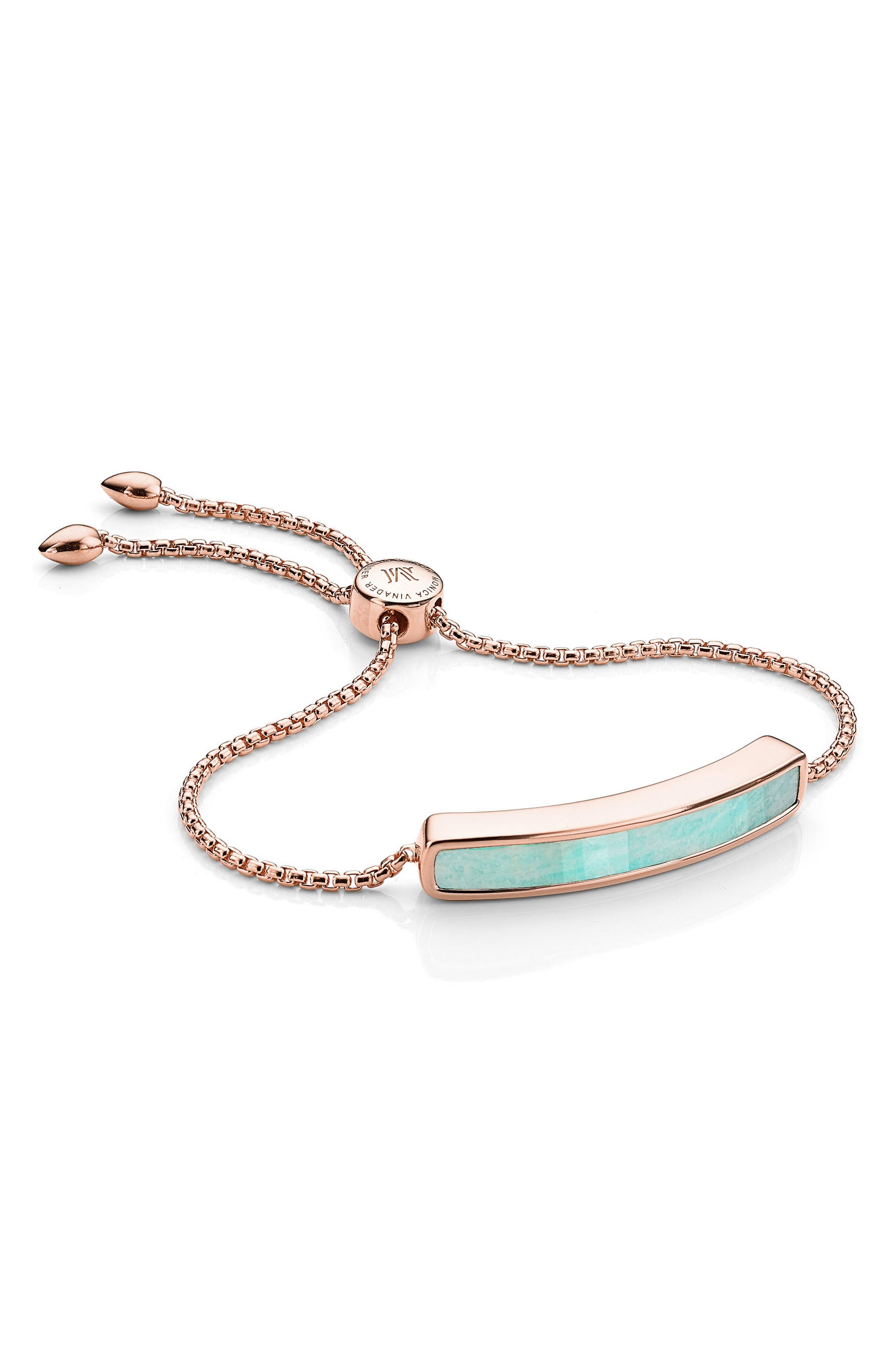 Main Image - Monica Vinader Baja Stone Bracelet