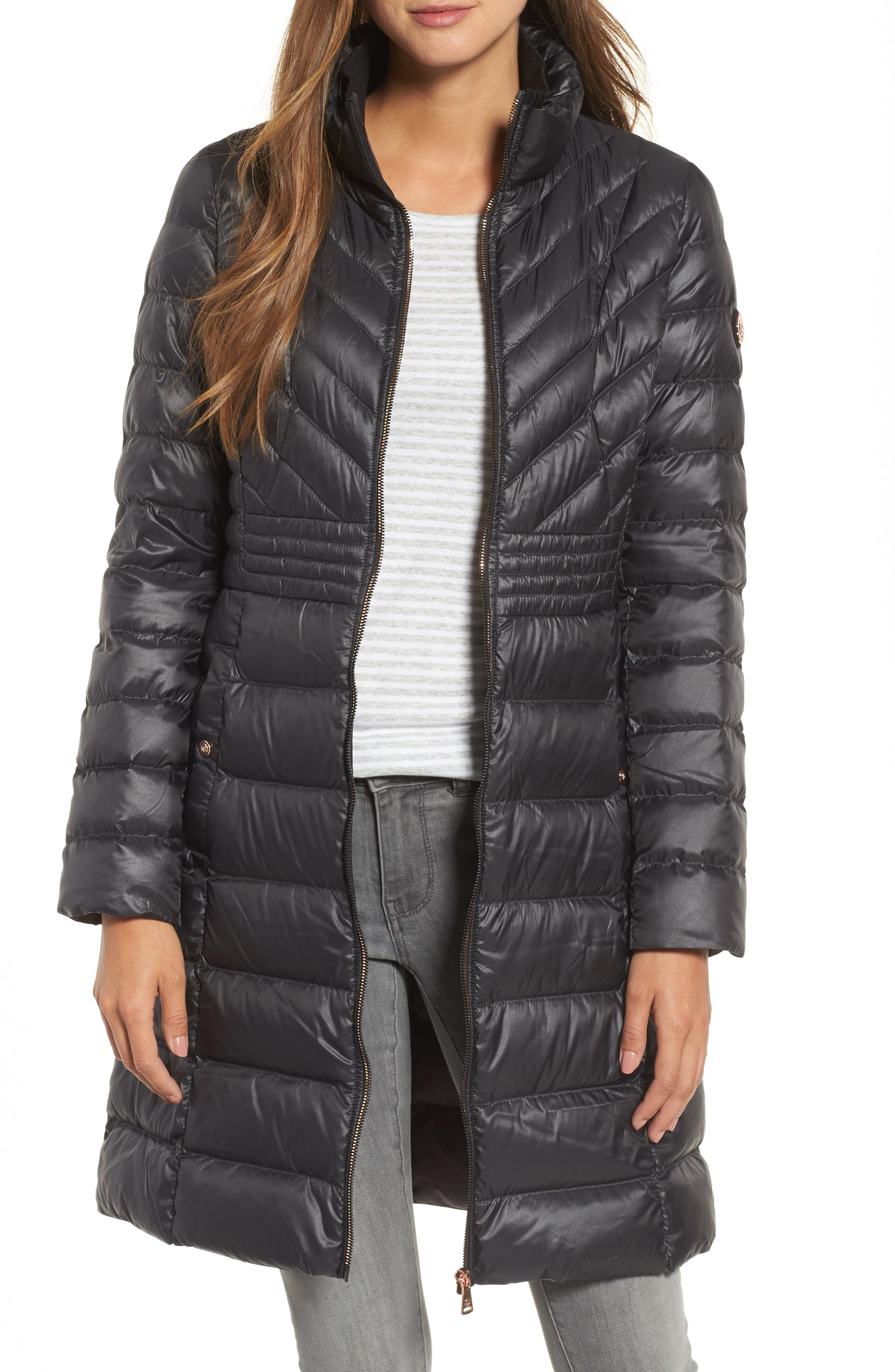 Bernardo Down & PrimaLoft® Coat (Regular & Petite)