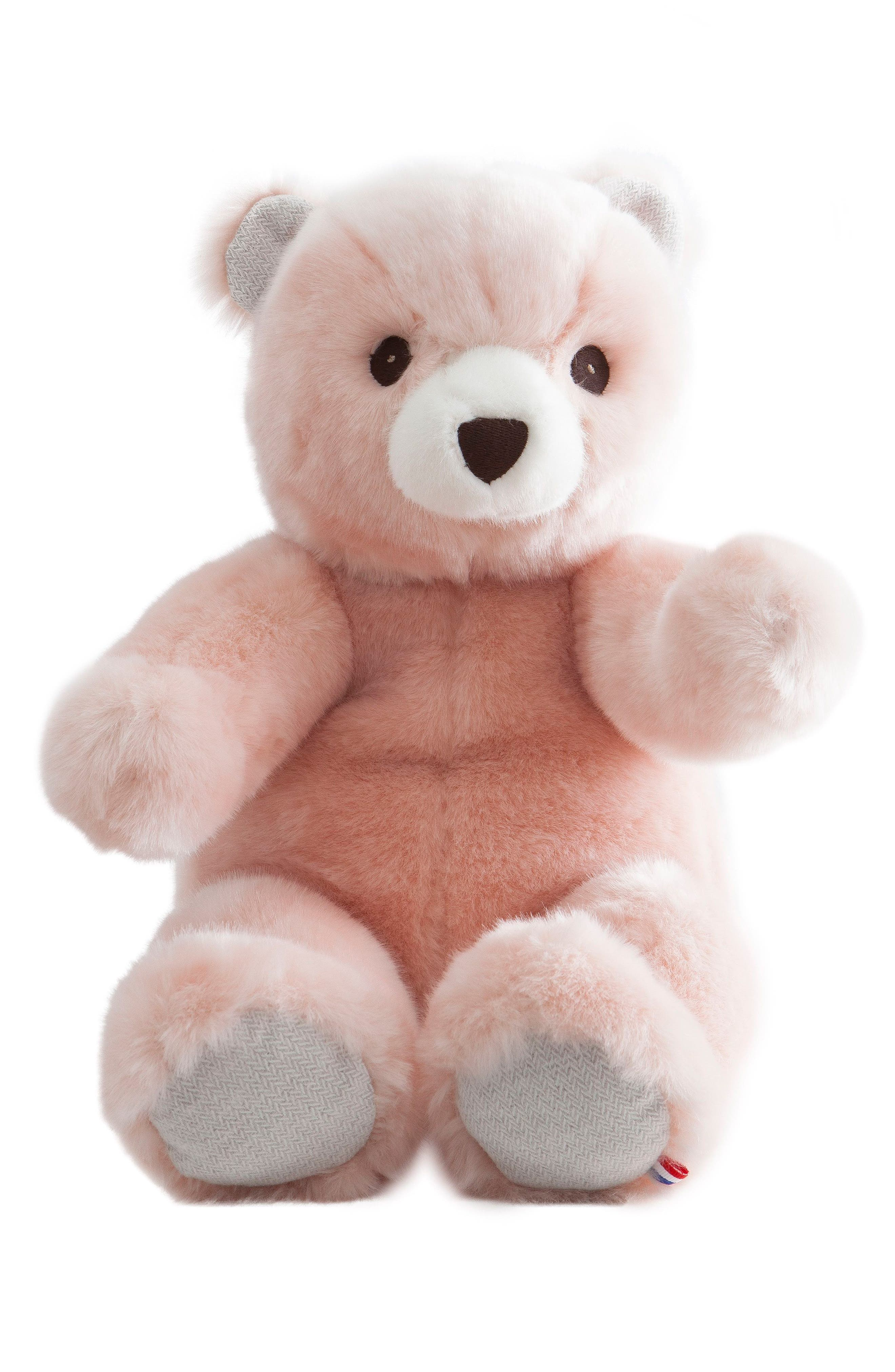 Alternate Image 1 Selected - Pamplemousse Peluches Robert the Bear Stuffed Animal