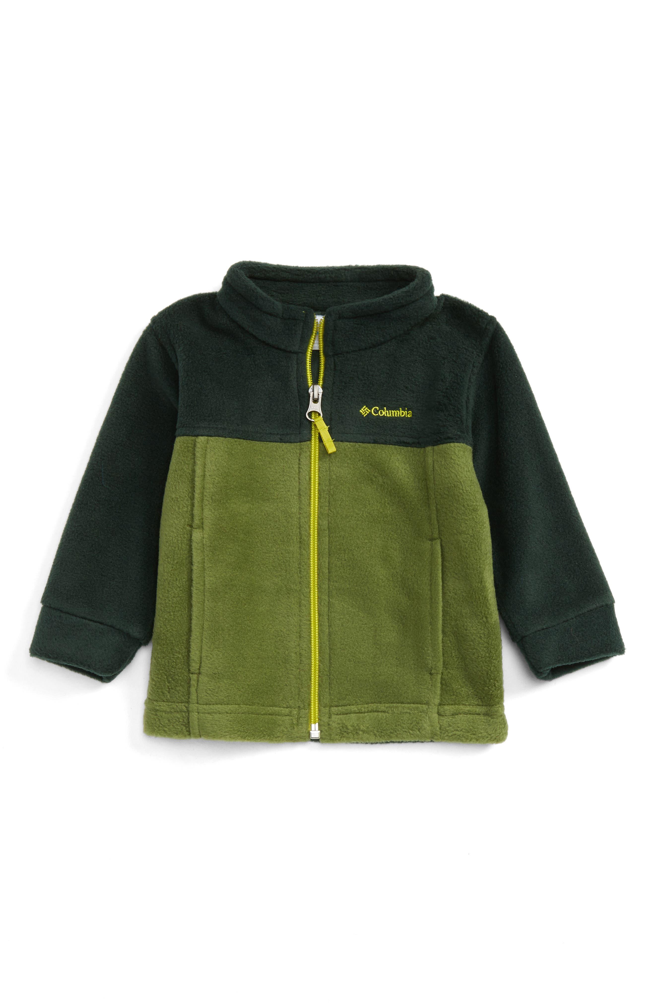 Columbia Steens Mountain II Fleece Jacket (Baby Boys)
