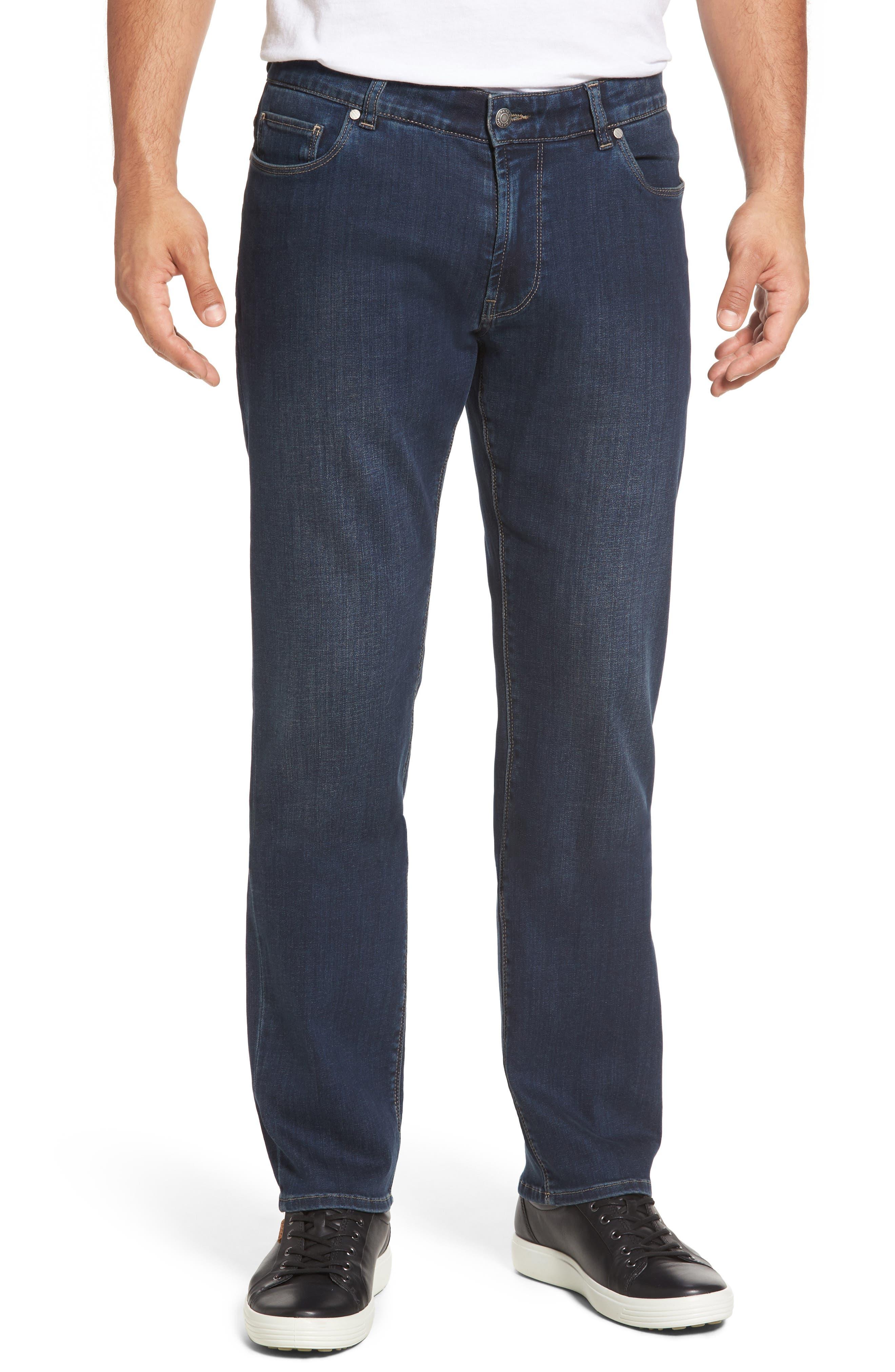 PETER MILLAR Straight Leg Jeans