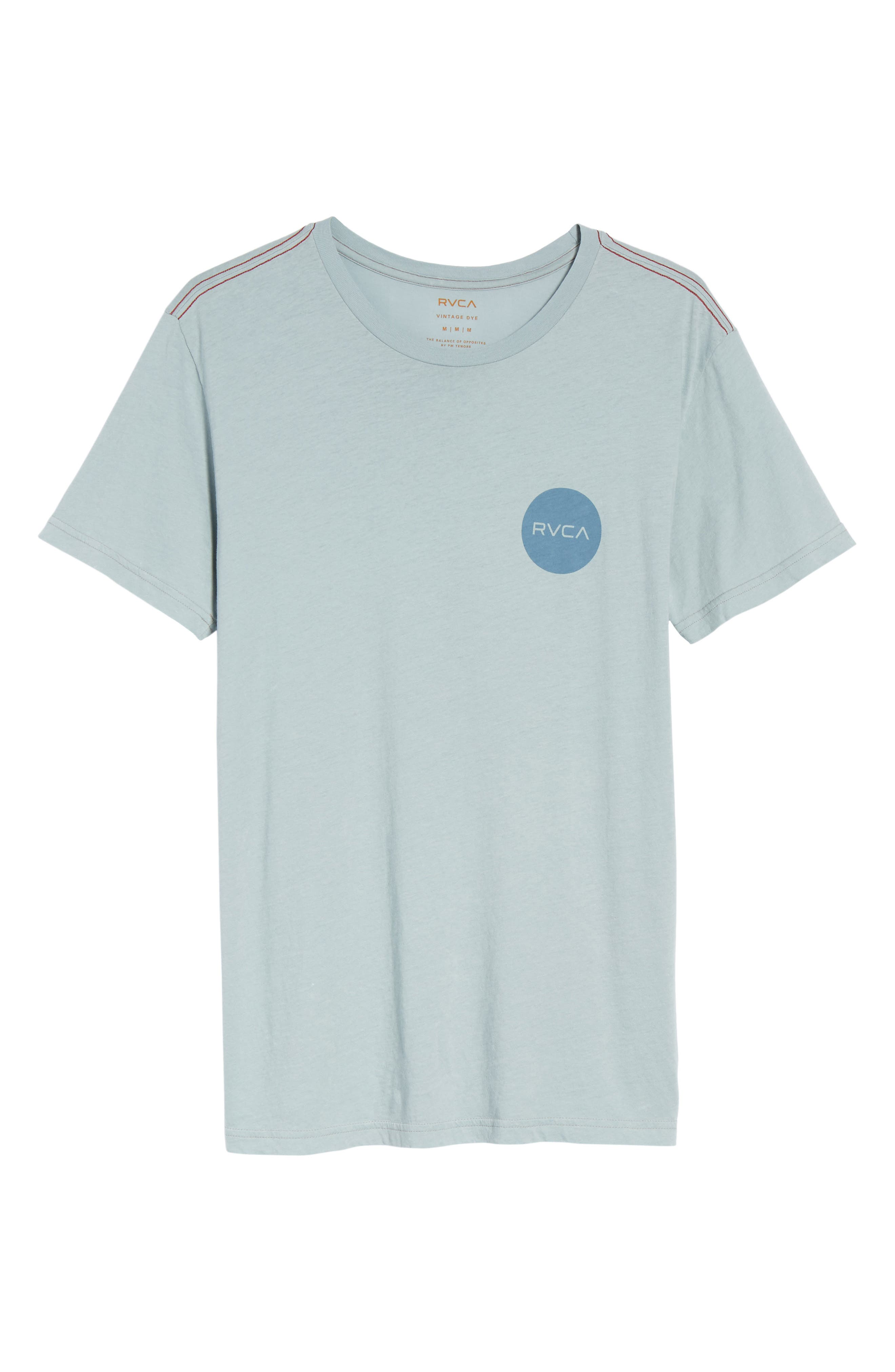 Motors Logo Graphic T-Shirt,                             Alternate thumbnail 6, color,                             Arona Blue