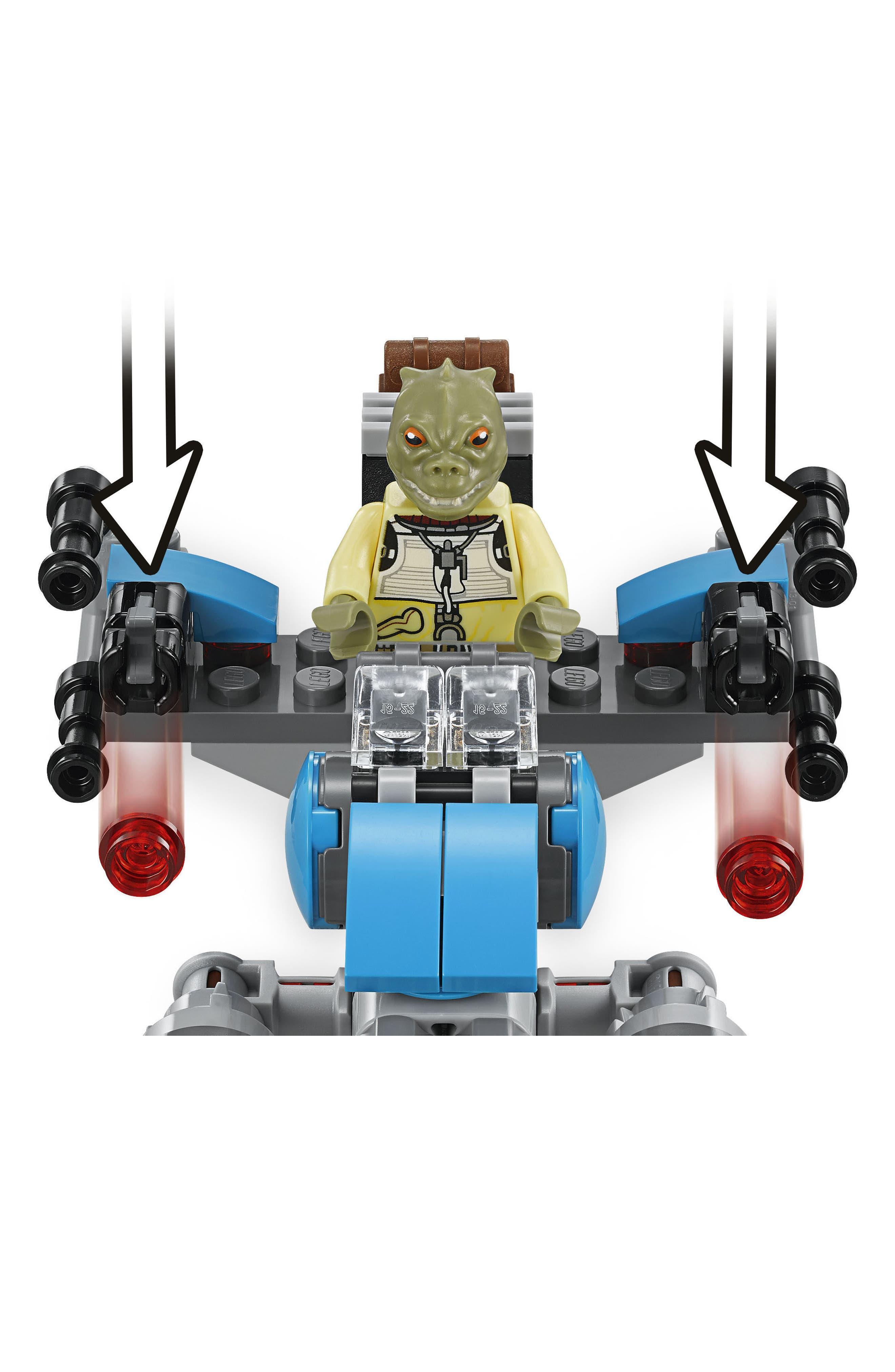 Alternate Image 2  - LEGO® Star Wars™ Bounty Hunter Speeder Bike™ Battle Pack - 75167