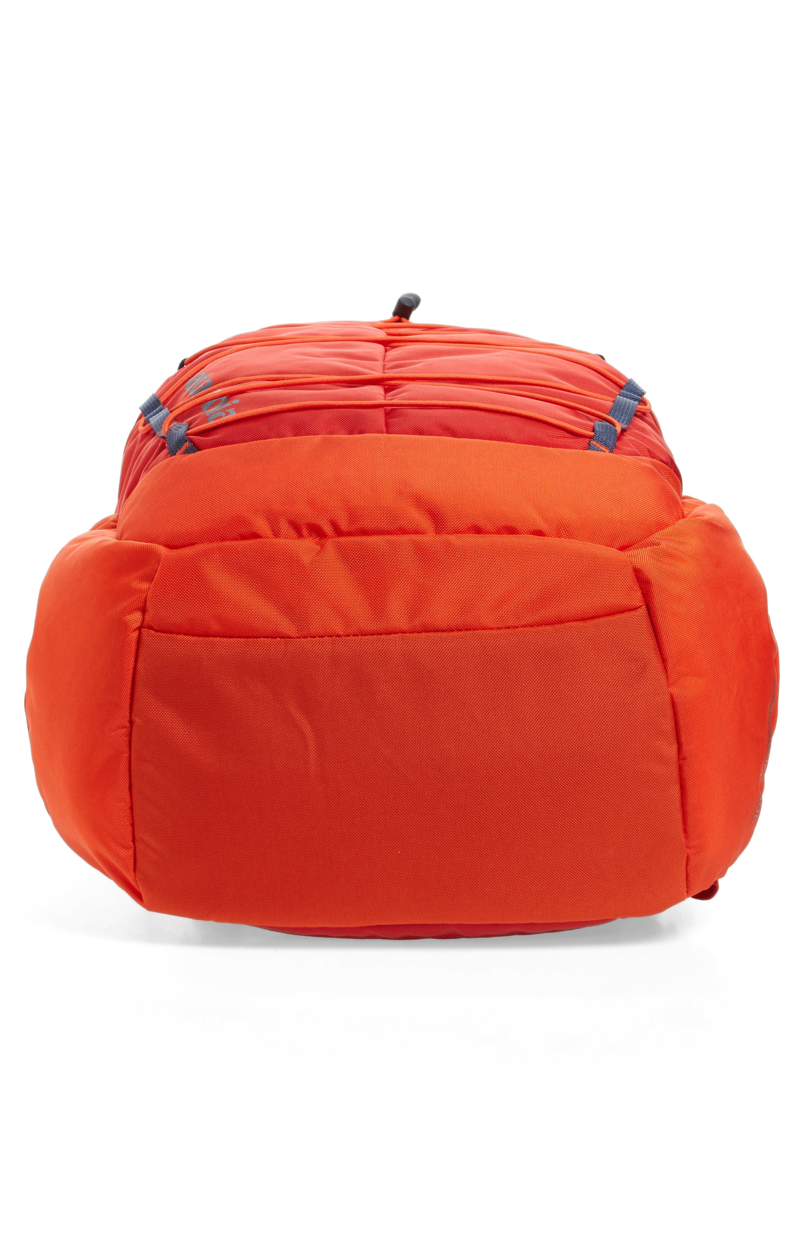 30L Chacabuco Backpack,                             Alternate thumbnail 6, color,                             Paintbrush Red