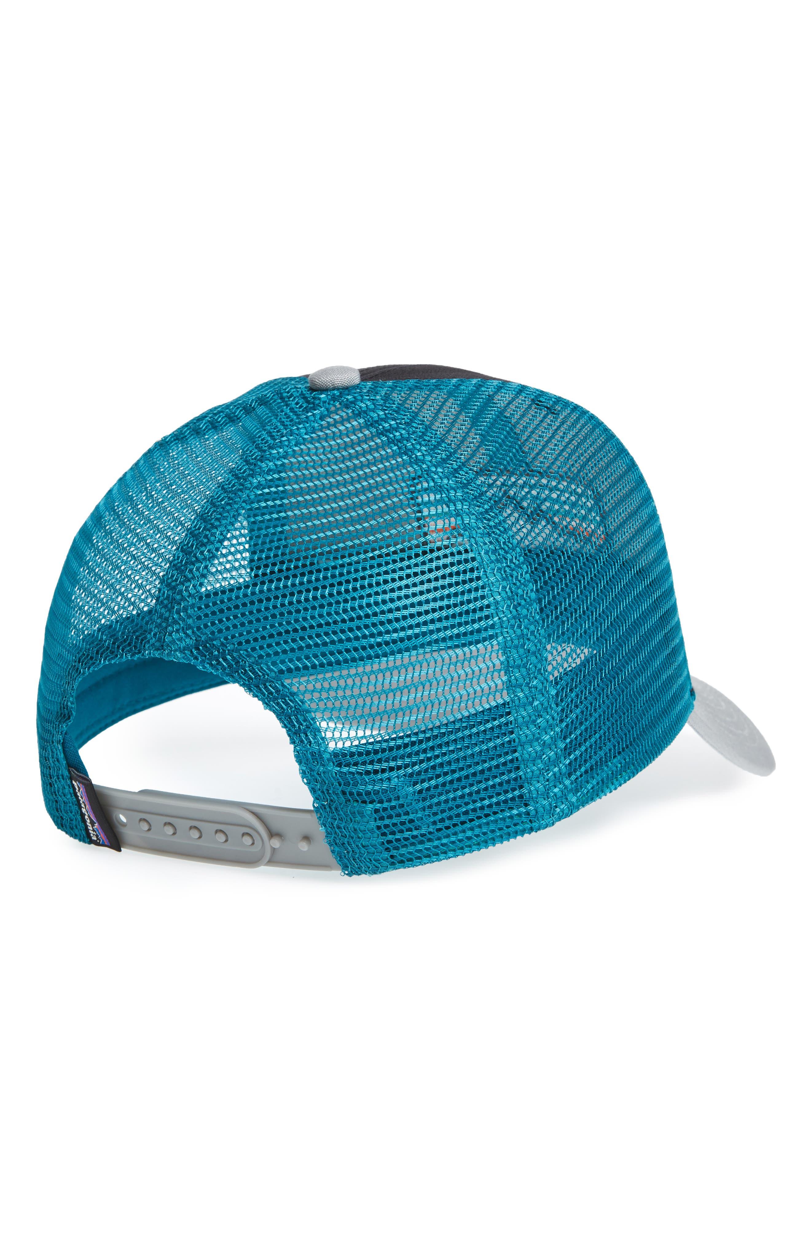 Alternate Image 2  - Patagonia Logo Badge Trucker Hat