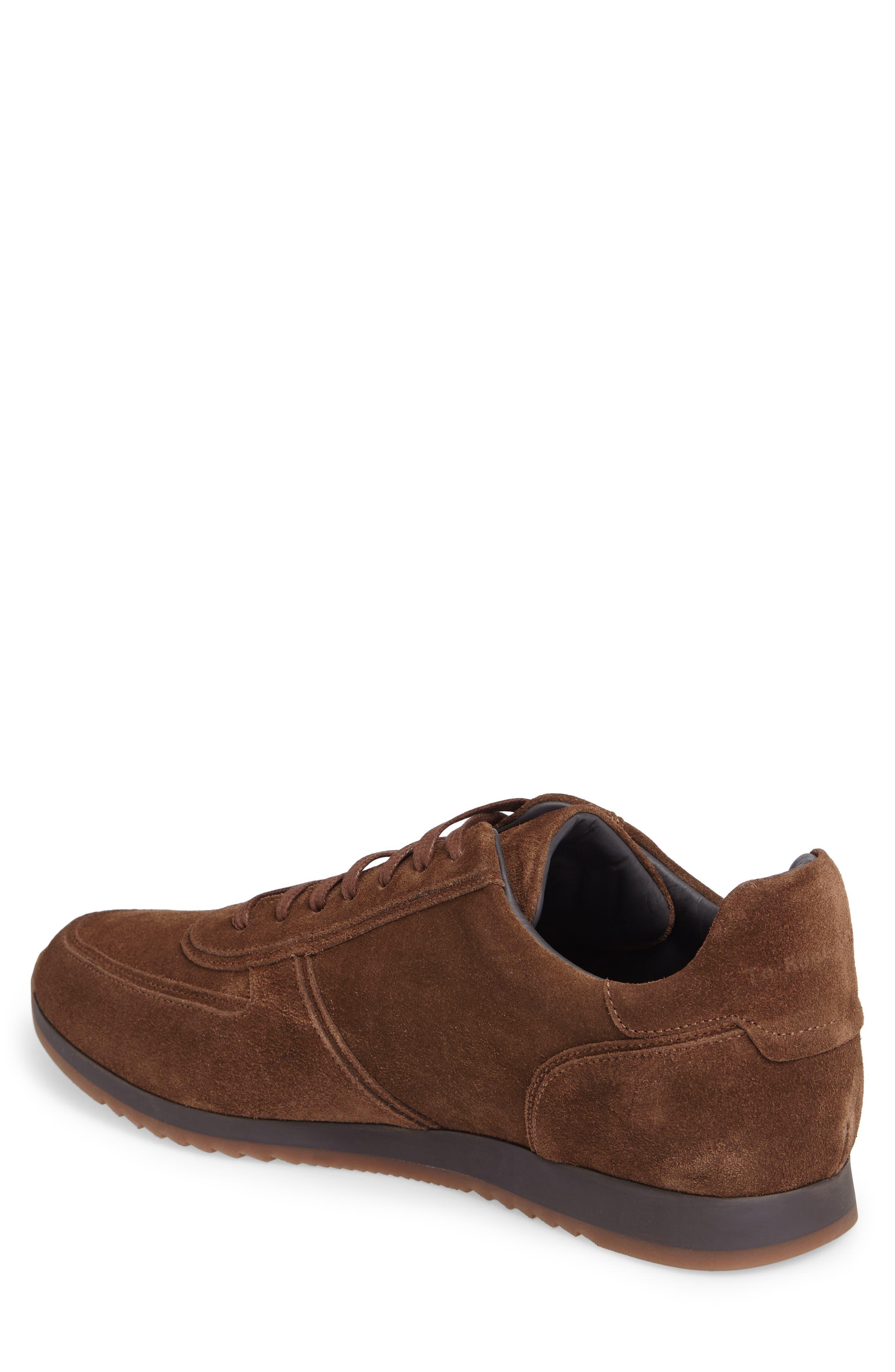 Hatton Sneaker,                             Alternate thumbnail 2, color,                             Softy Marrone