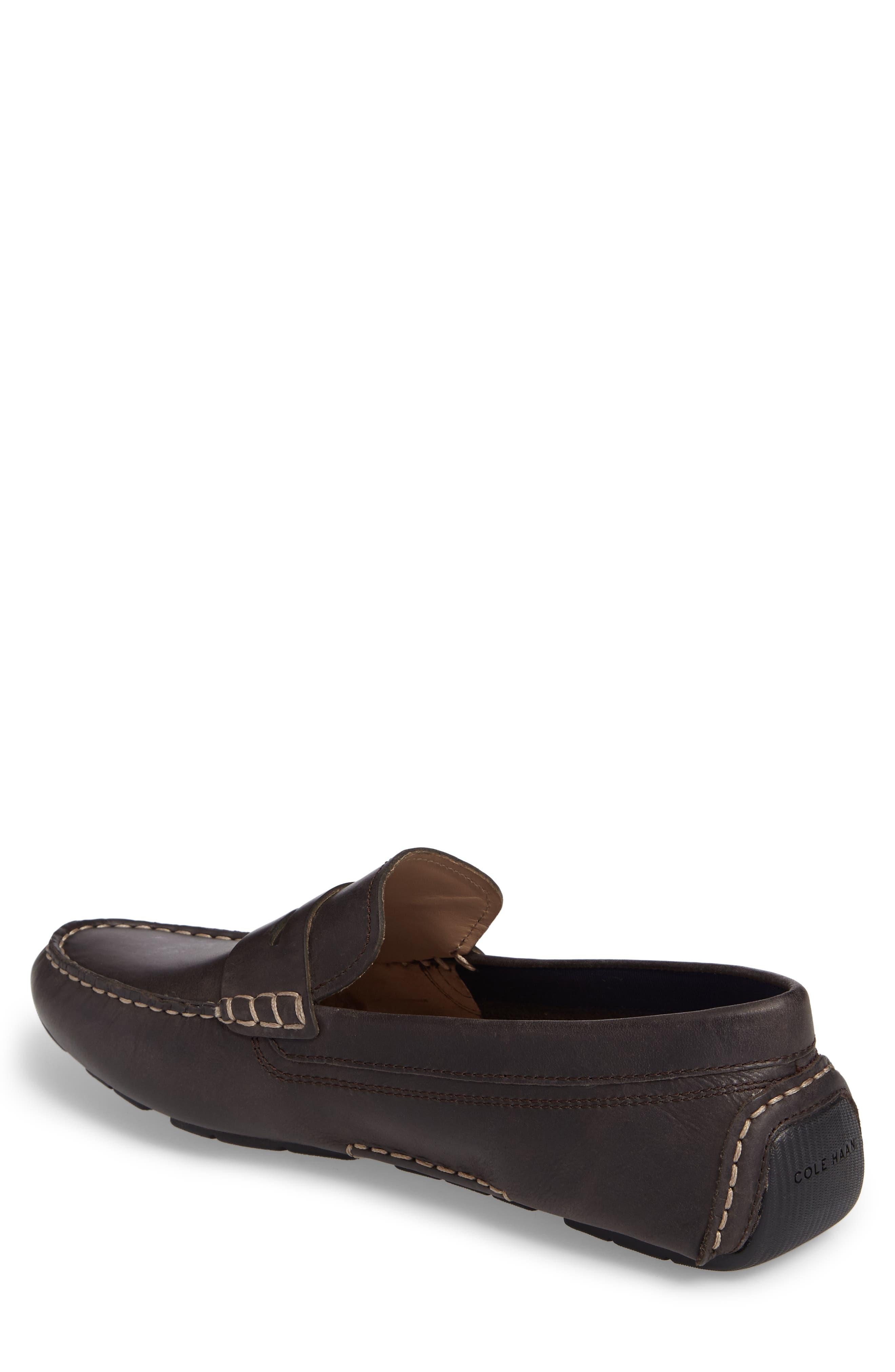 Alternate Image 2  - Cole Haan Kelson Driving Shoe (Men)