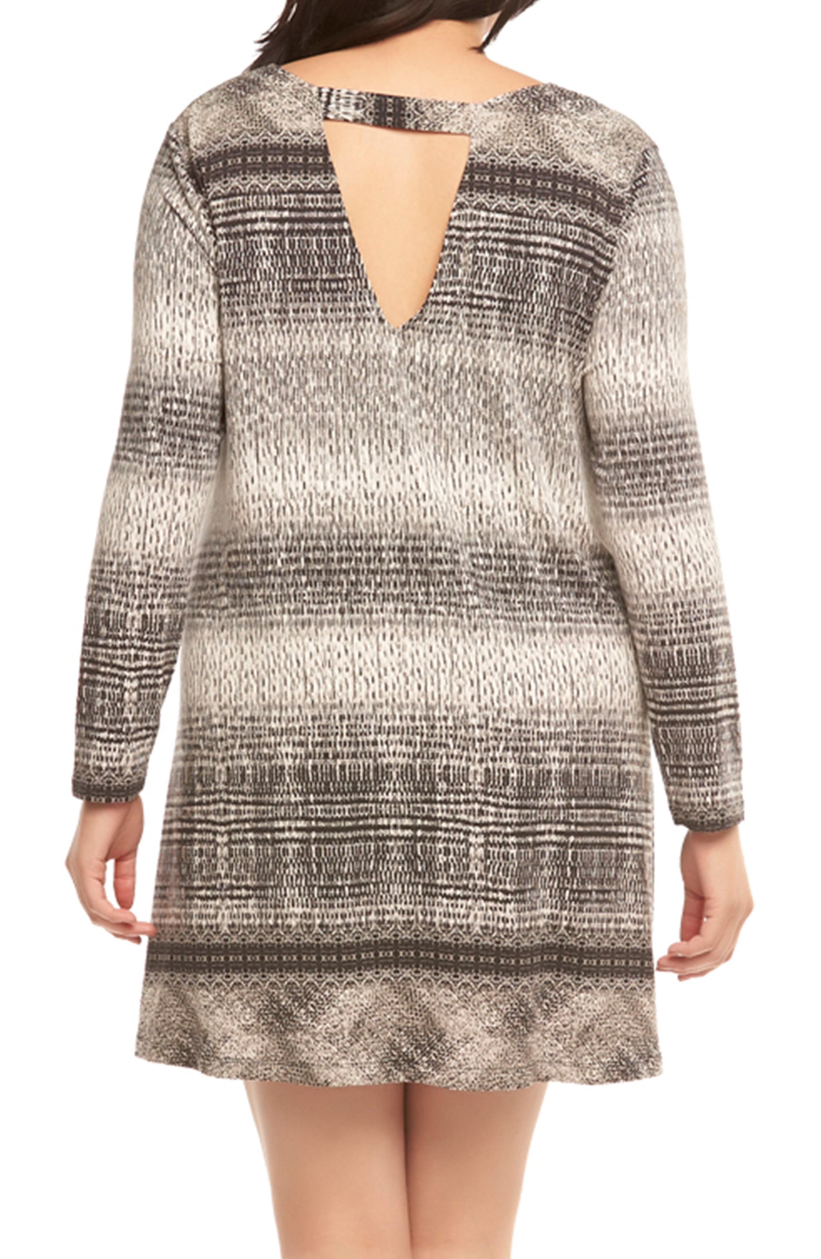 Alternate Image 2  - Tart Suzi Knit A-Line Dress