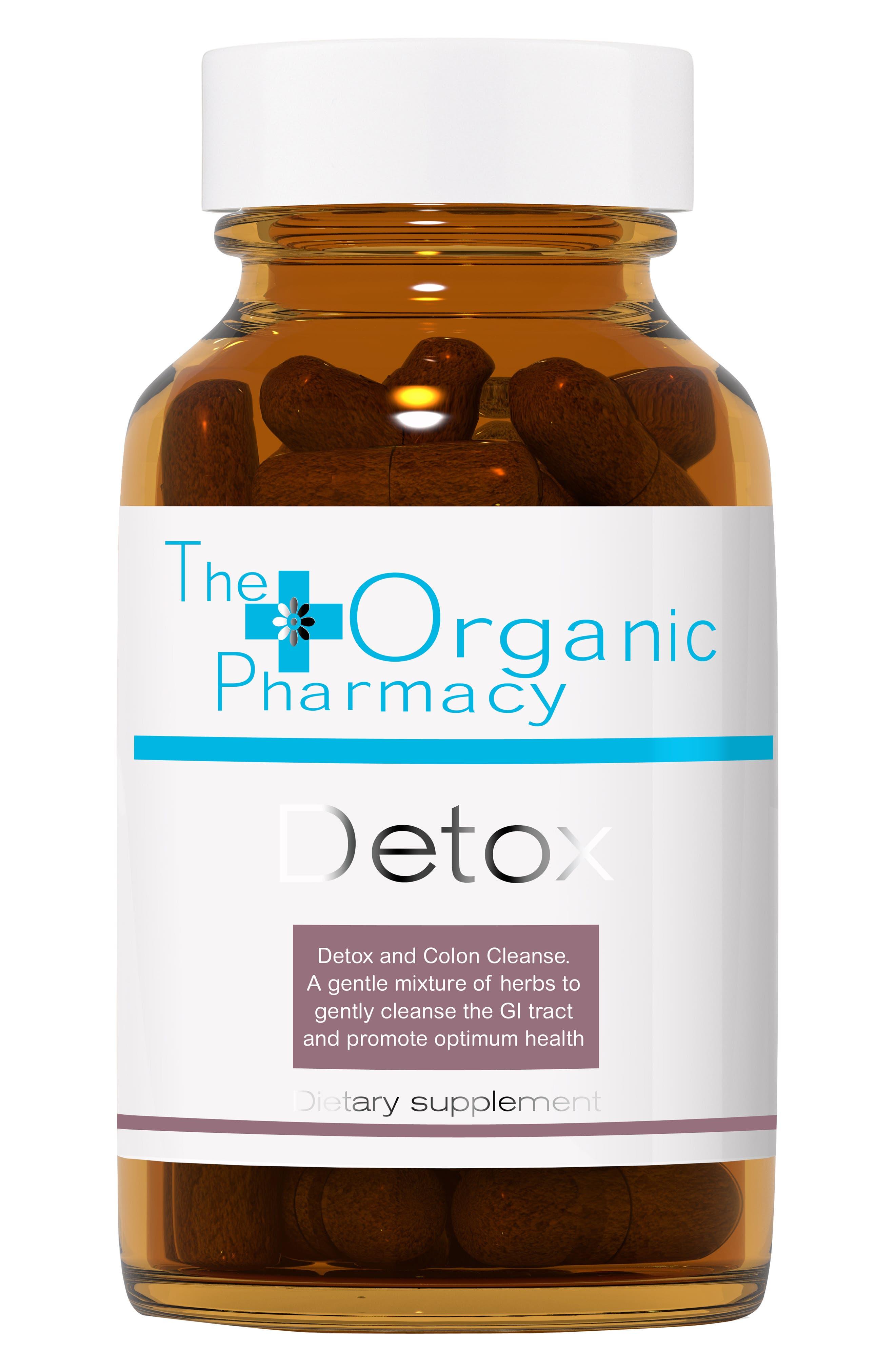Main Image - The Organic Pharmacy Detox Capsules