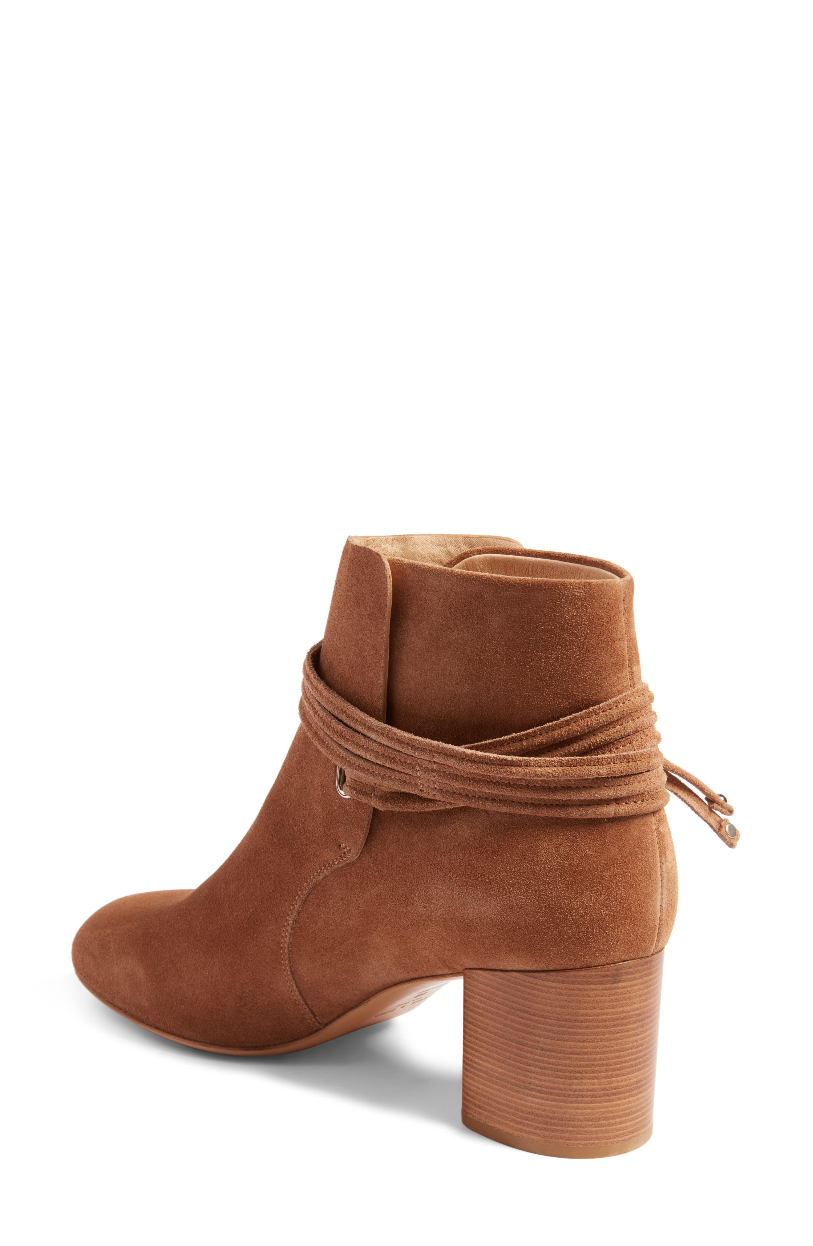 Alternate Image 2  - rag & bone Dalia II Tie-Strap Bootie (Women)