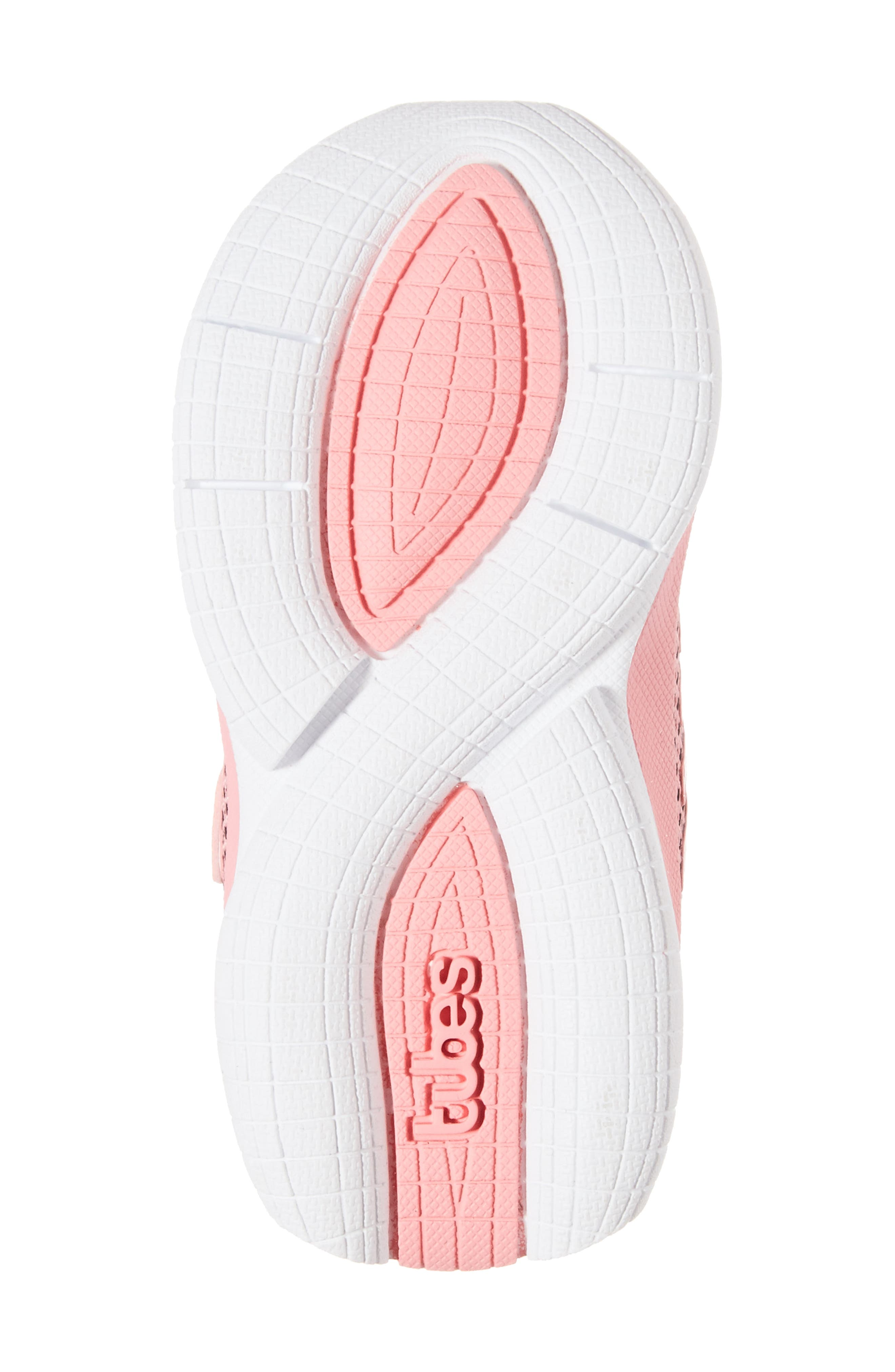 Tubes Infinity Sneaker,                             Alternate thumbnail 6, color,                             Flamingo Pink/ White