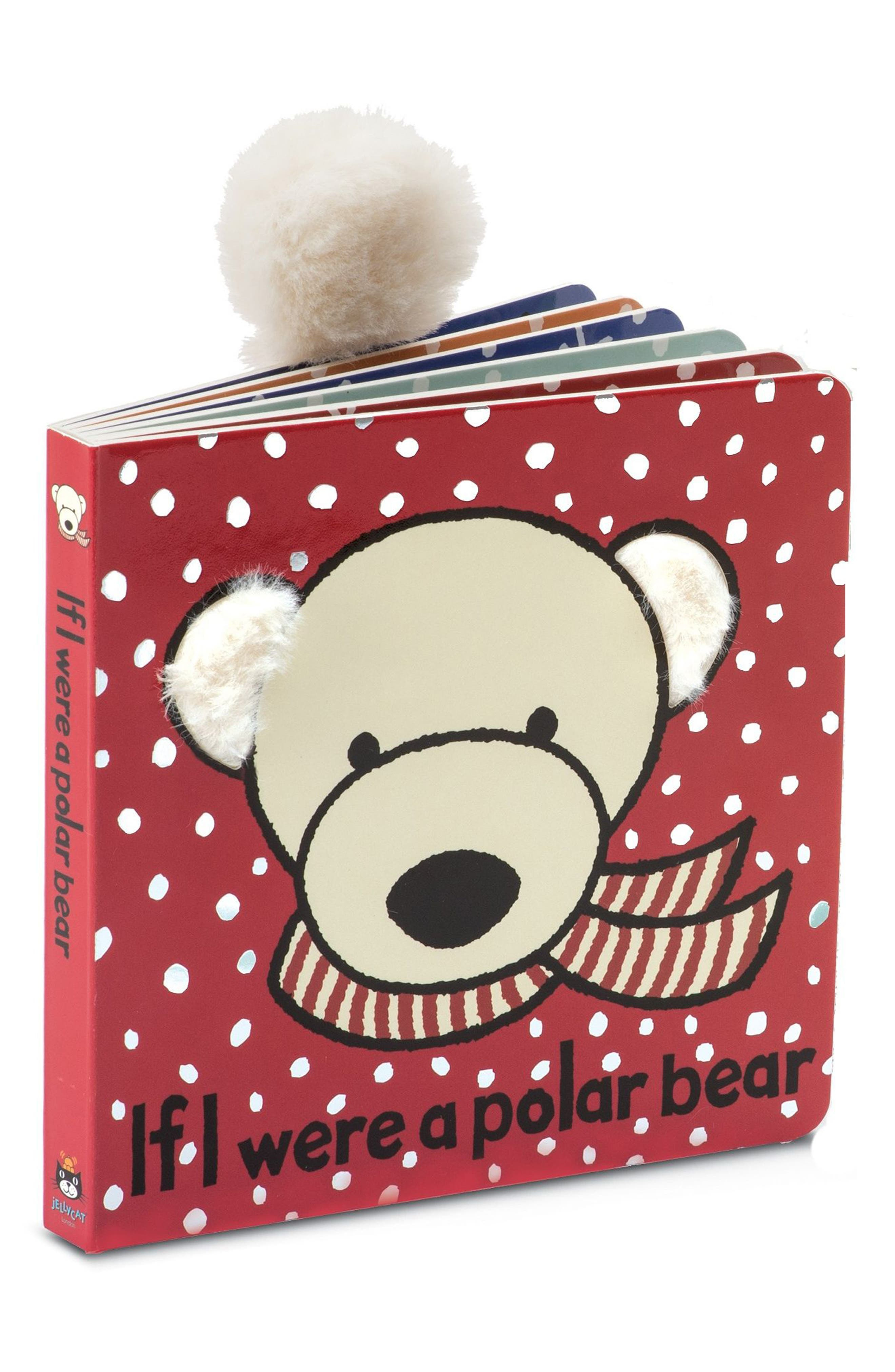If I Were A Polar Bear' Board Book,                         Main,                         color, Multi