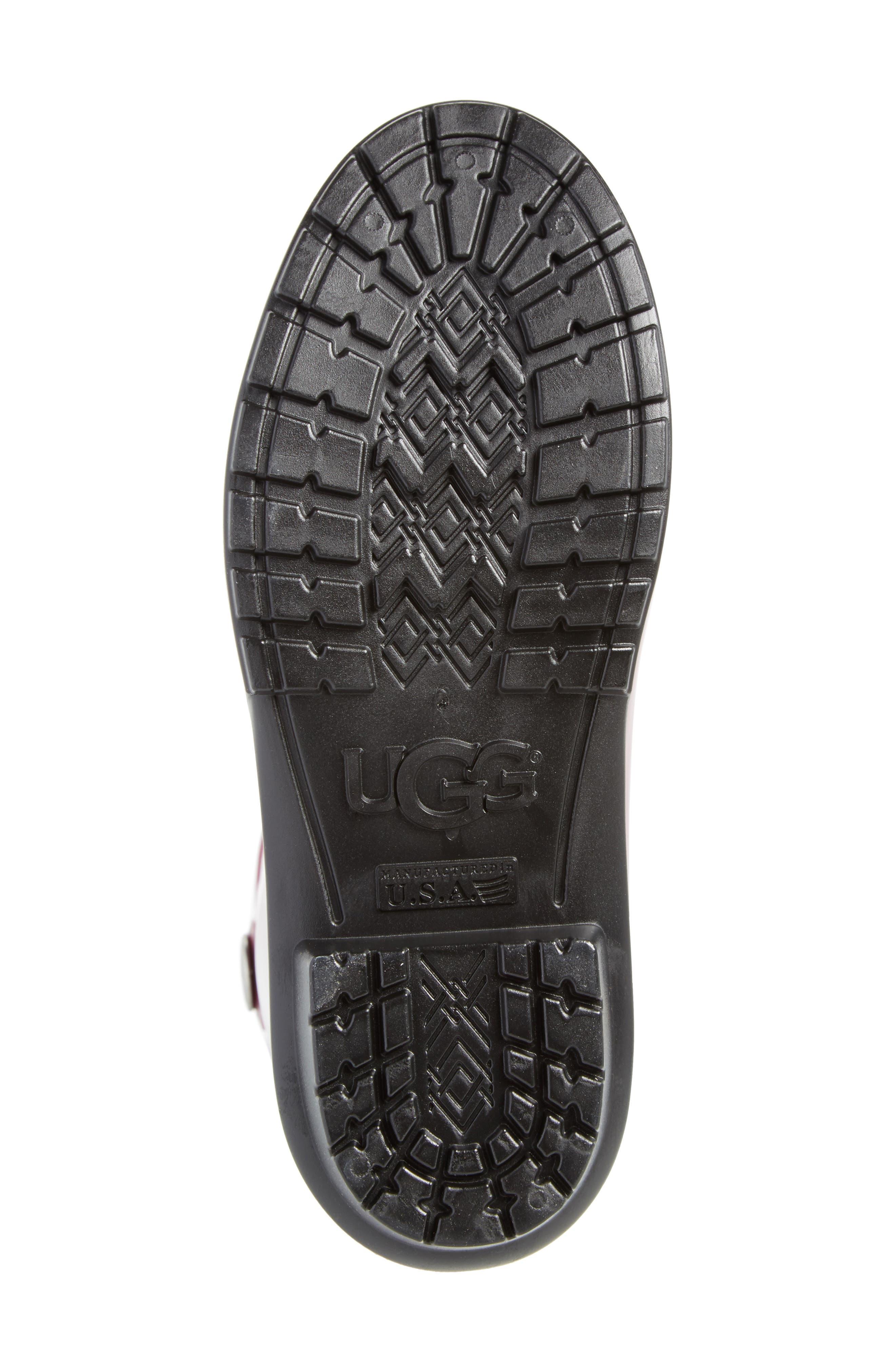 Alternate Image 6  - UGG® 'Shaye' Rain Boot (Women)