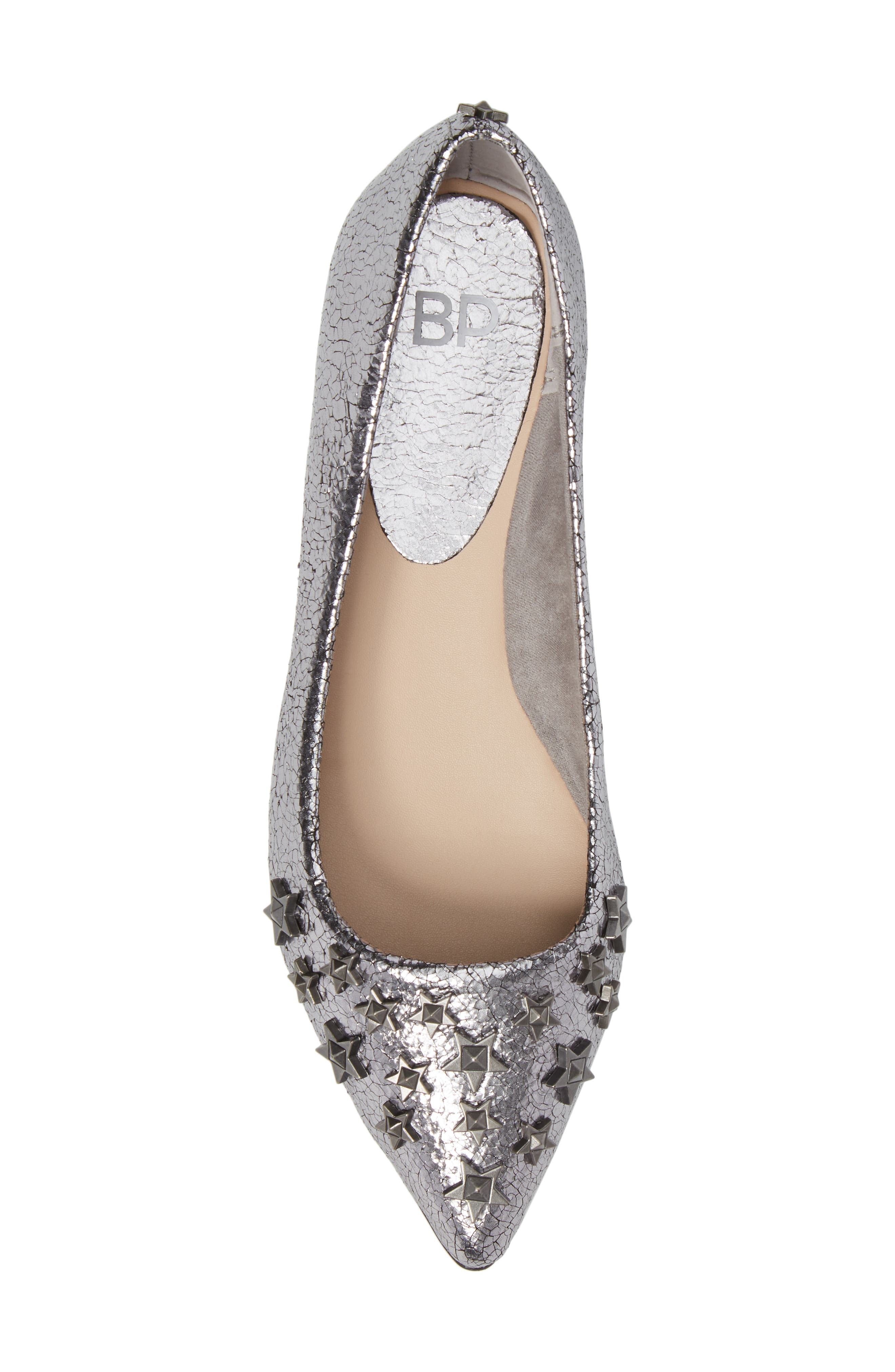 Alternate Image 5  - BP. Stella Embellished Flat (Women)