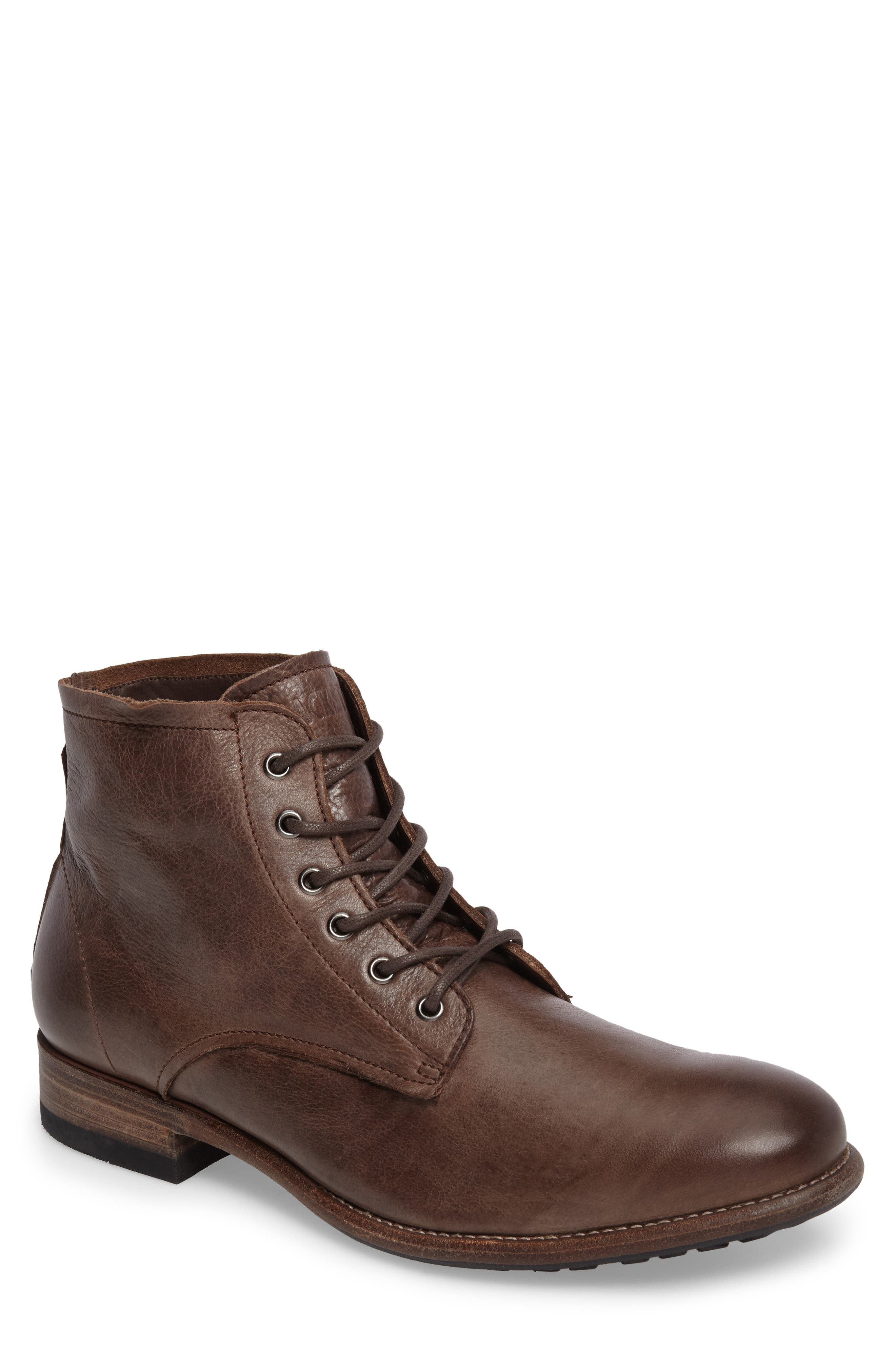 Blackstone KM 21 Plain Toe Boot (Men)