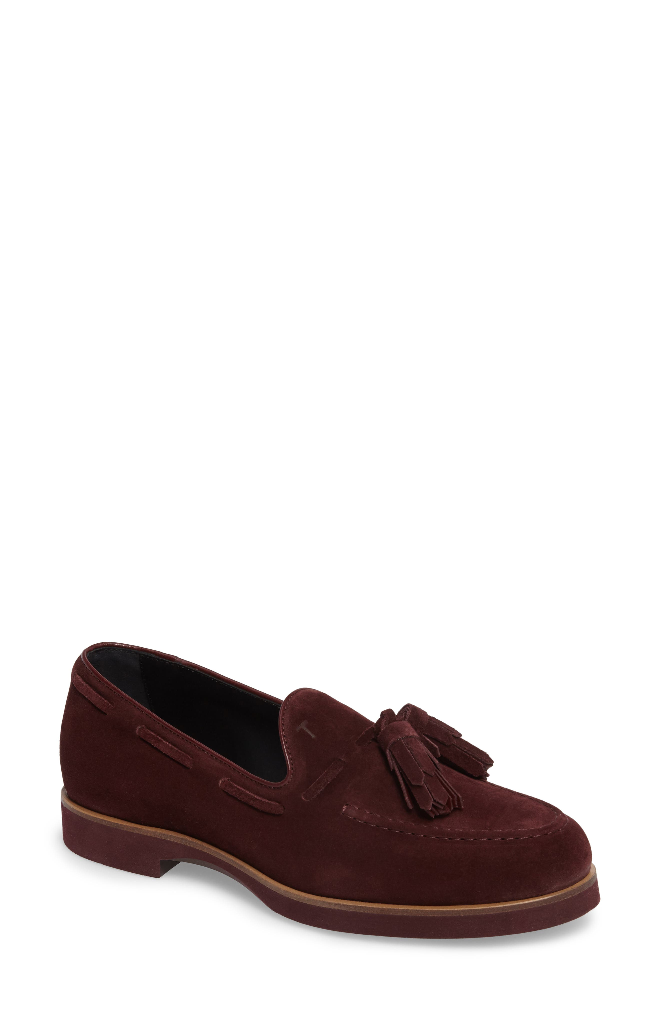 Tod's Tassel Loafer (Women)