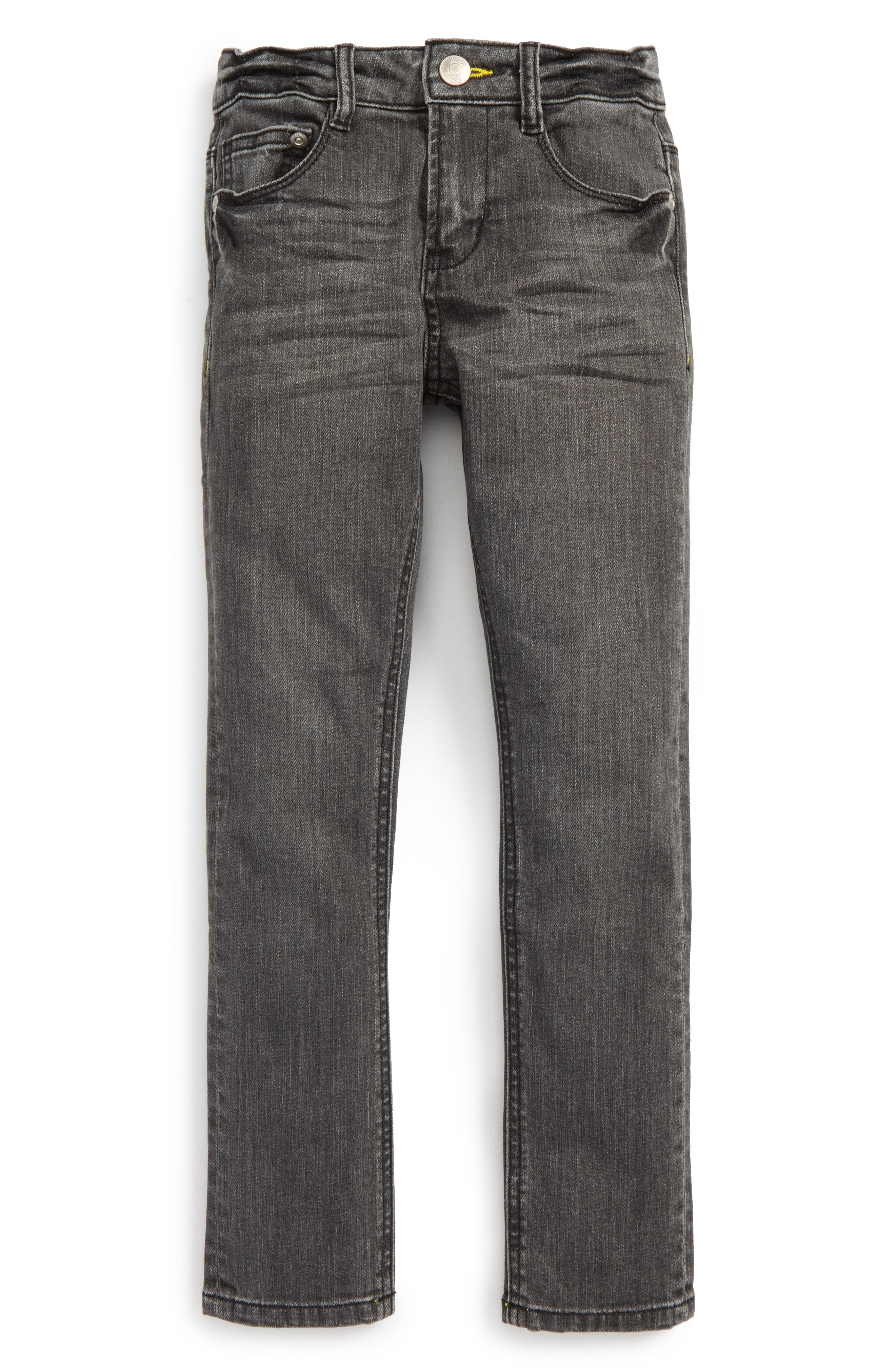 Mini Boden Skinny Jeans (Toddler Boys, Little Boys & Big Boys)