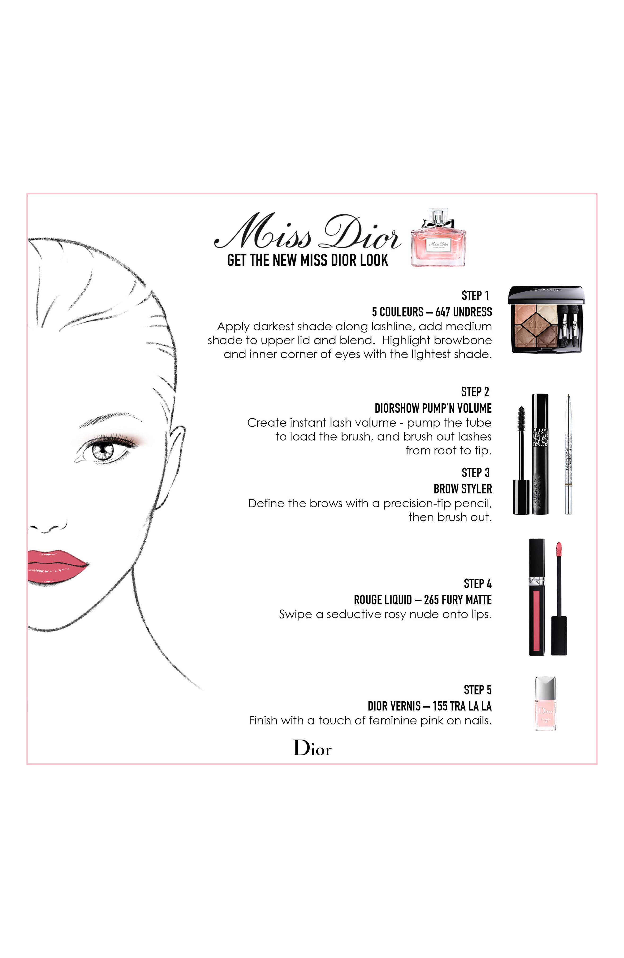Alternate Image 4  - Dior Miss Dior Eau de Parfum