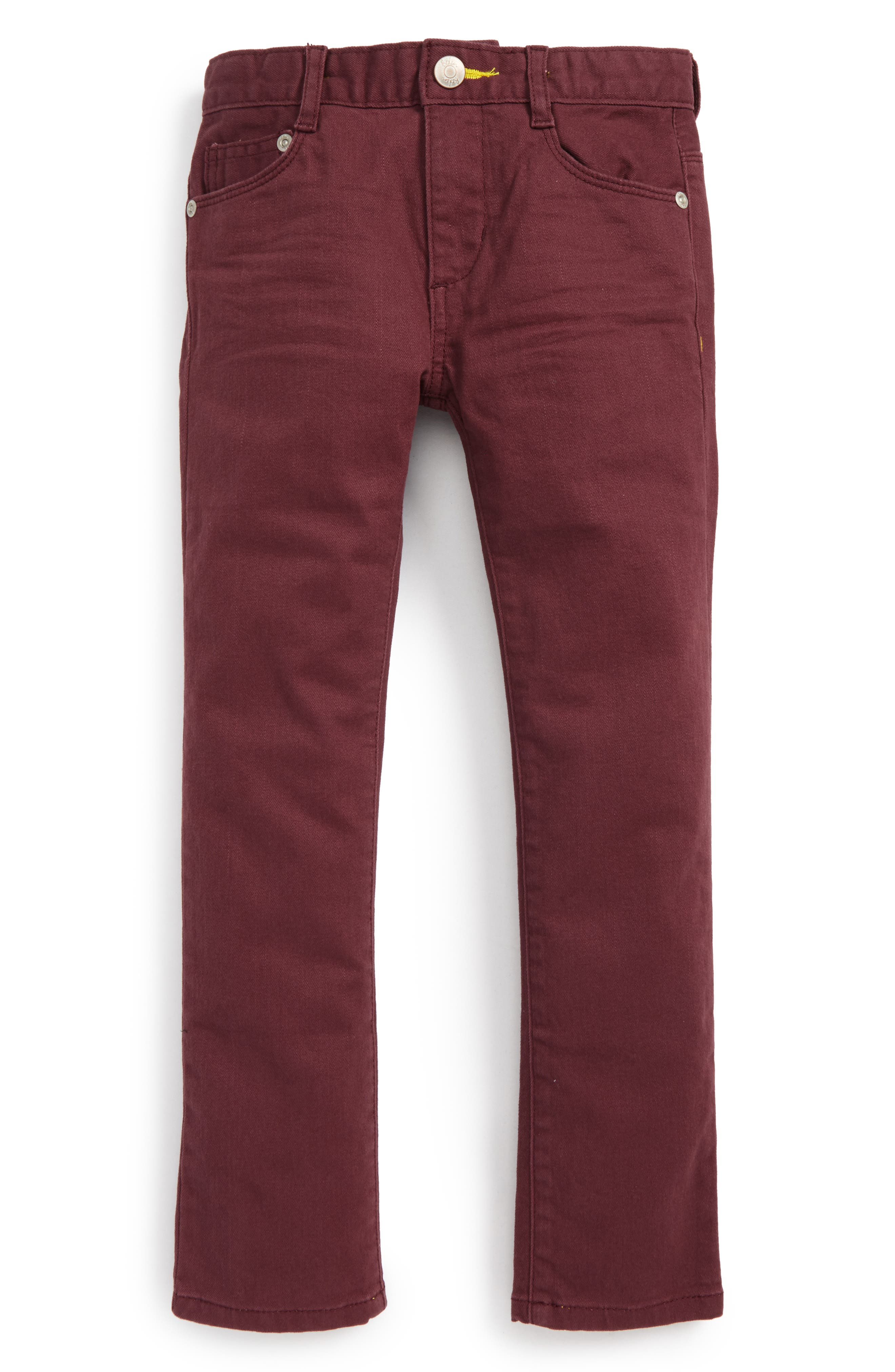 Mini Boden Skinny Jeans (Toddler Boys, Little Boys & Big Boys)