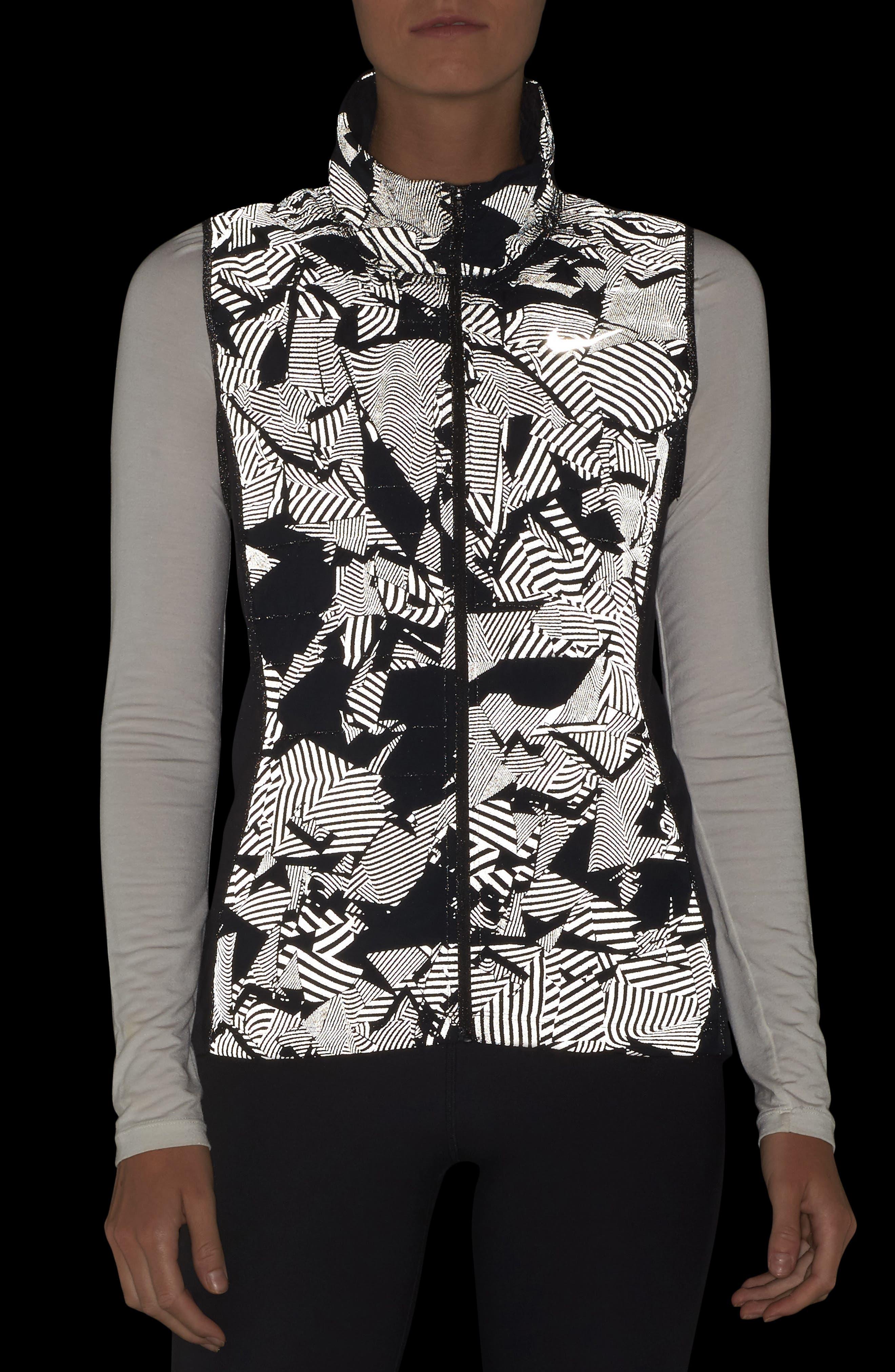 Alternate Image 2  - Nike Essential Flash Running Vest