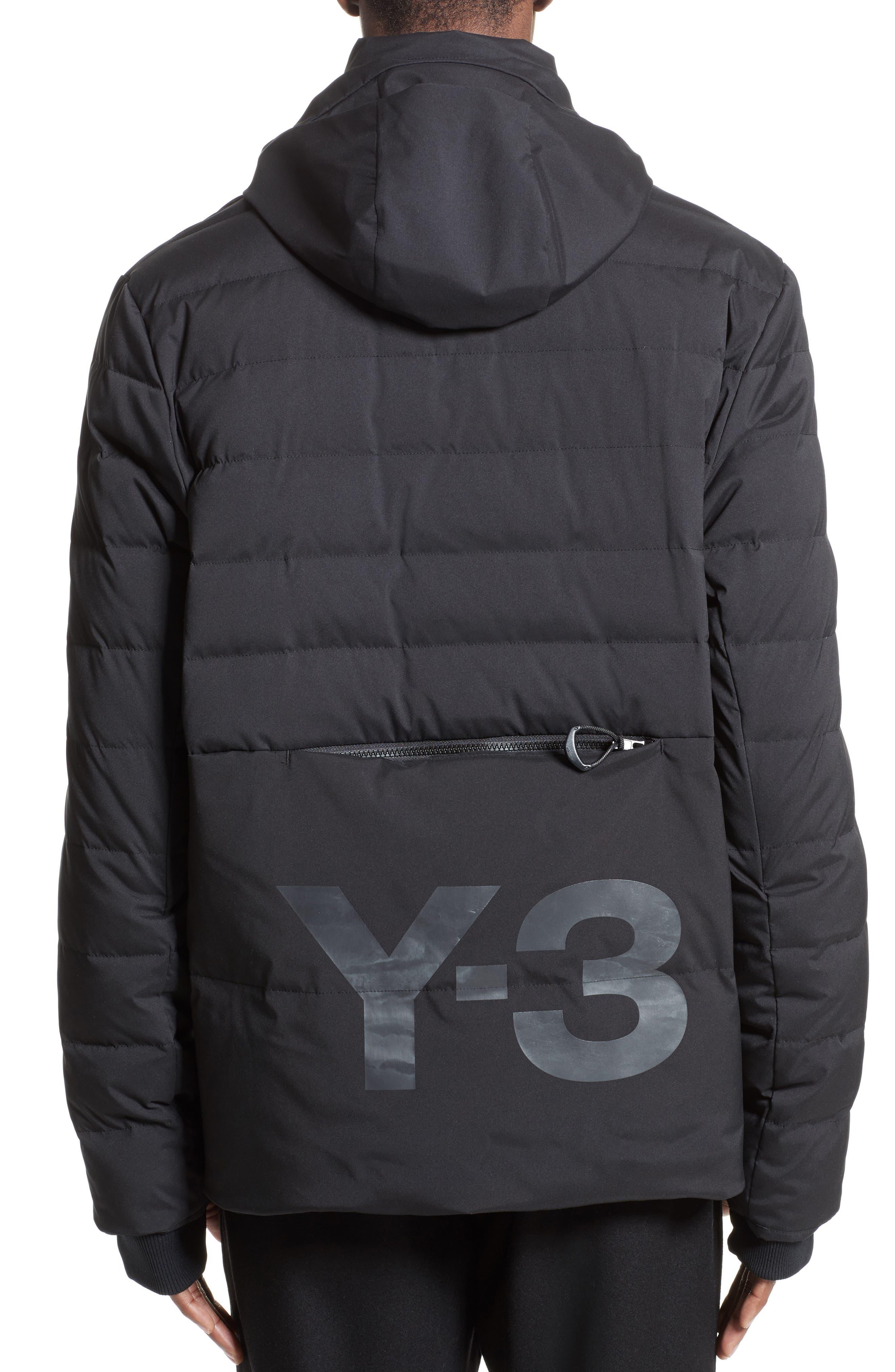 Alternate Image 2  - Y-3 Water Resistant Down Jacket