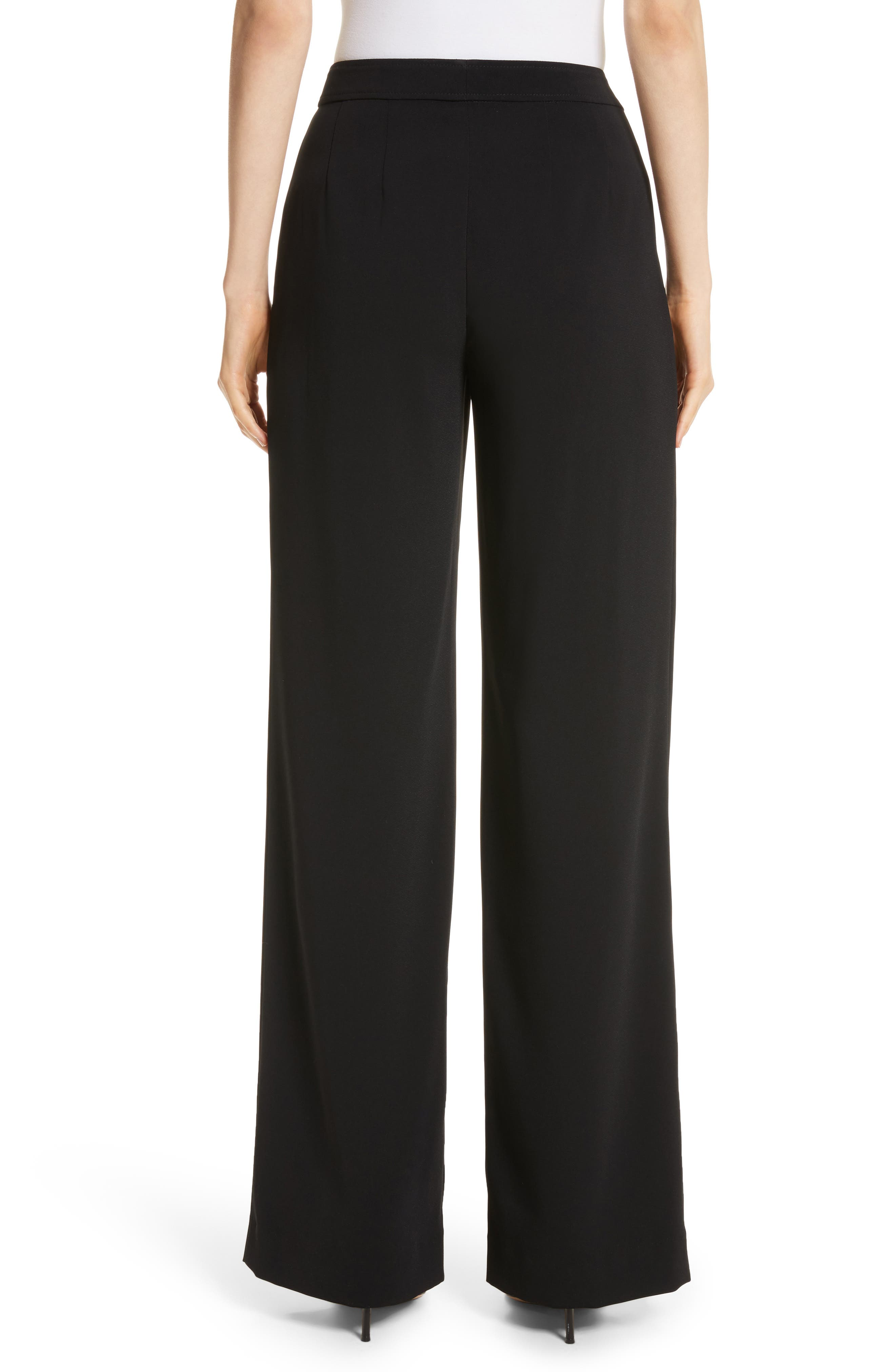Alternate Image 2  - St. John Collection Classic Stretch Cady Pants