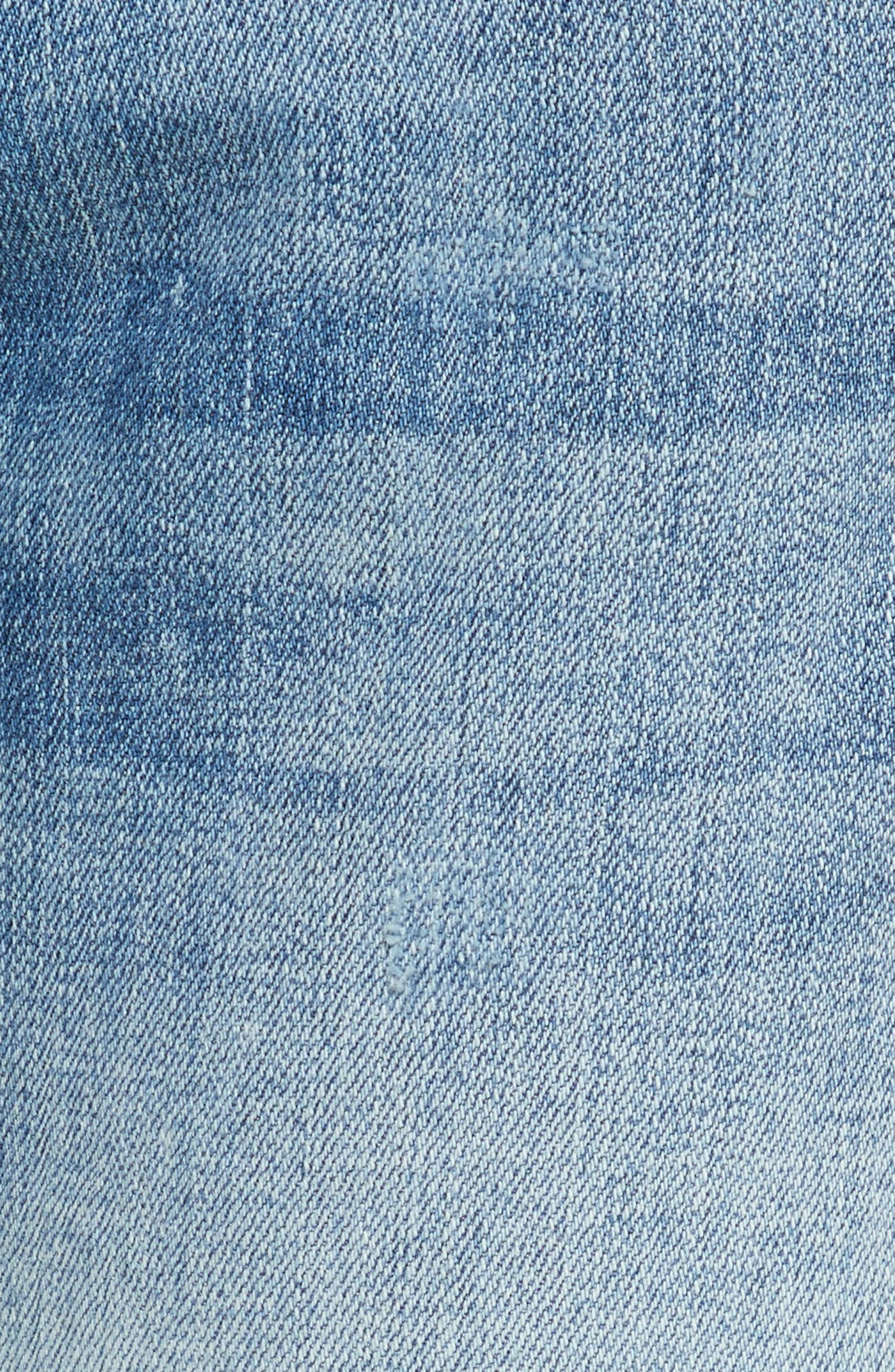 Alternate Image 5  - rag & bone/JEAN The Dre Slim Boyfriend Jeans (June)