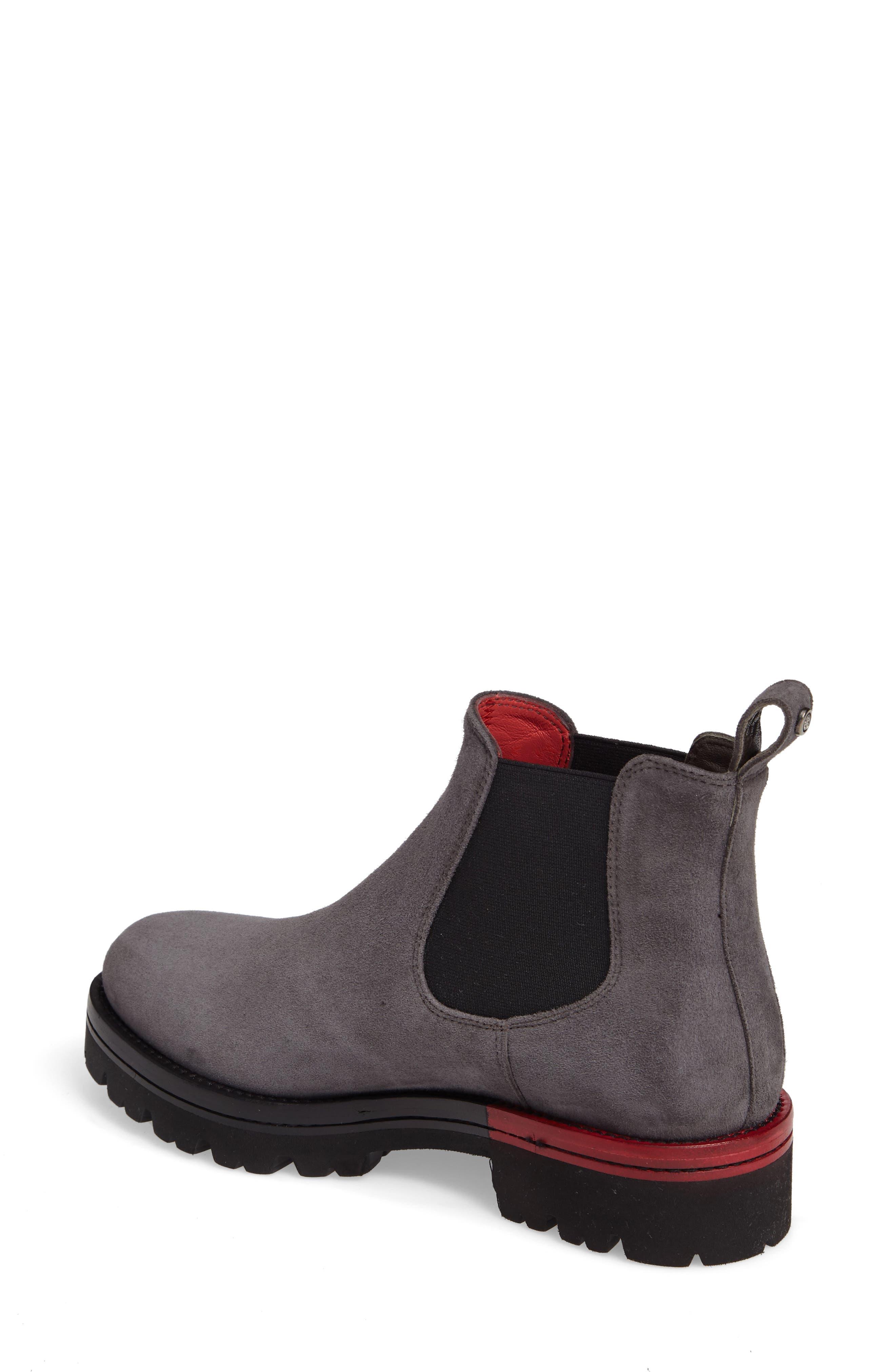 Alternate Image 2  - Pas de Rouge Chelsea Boot (Women)