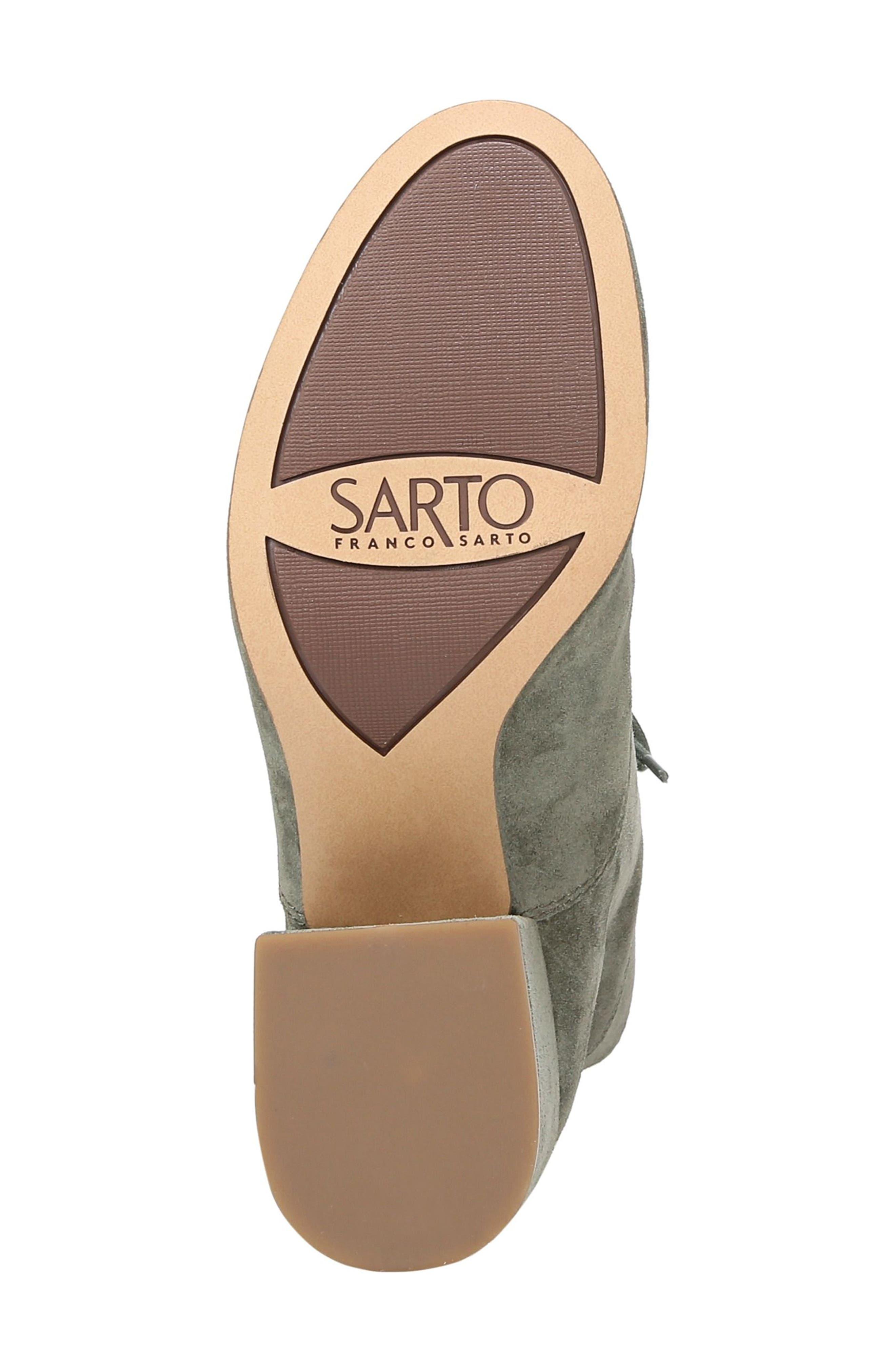 Alternate Image 6  - SARTO by Franco Sarto Aldrich Bootie (Women)