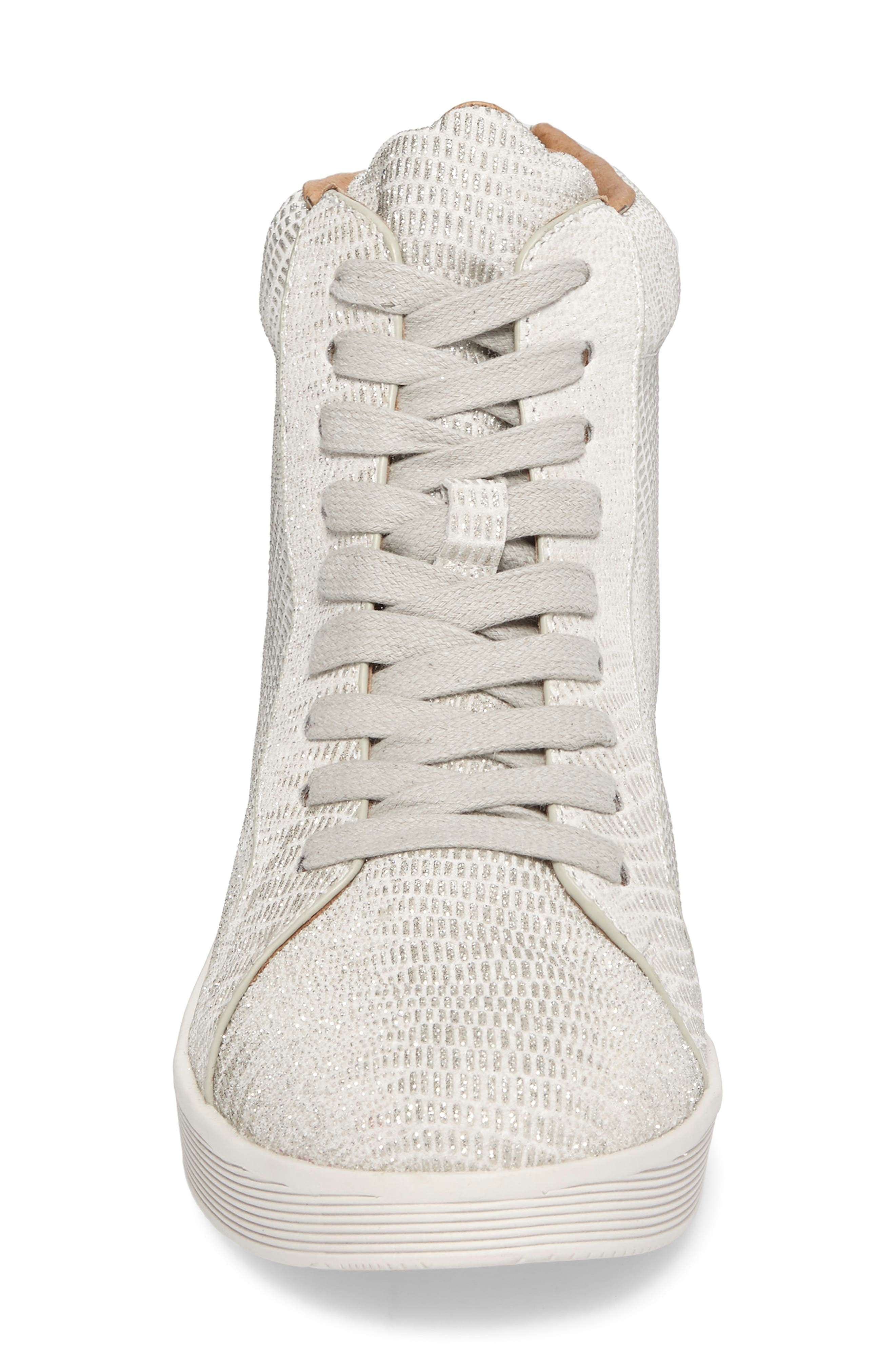 Alternate Image 4  - Gentle Souls Helka High Top Sneaker (Women)