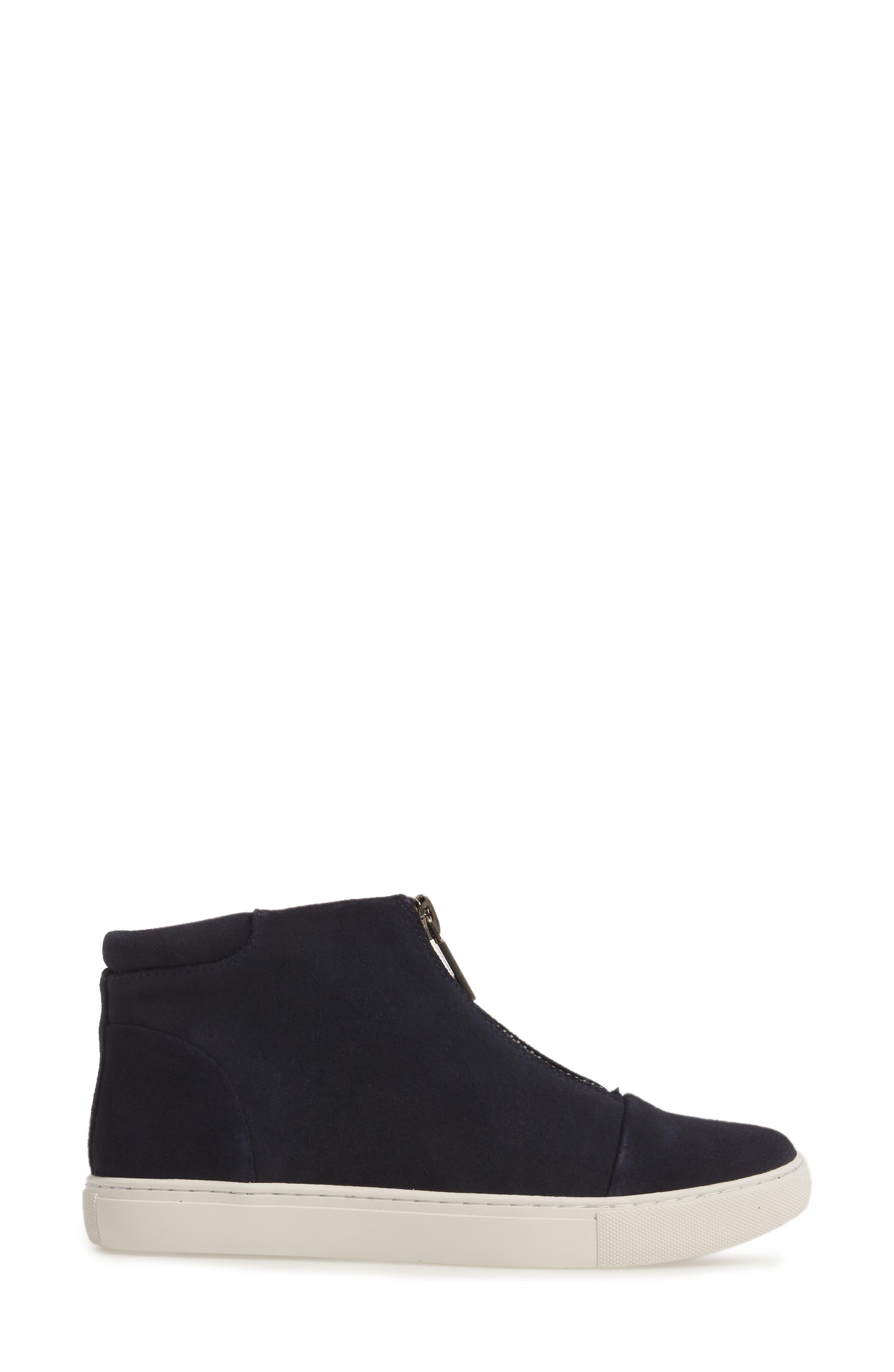Alternate Image 3  - Kenneth Cole New York Kayla Zip Sneaker (Women)