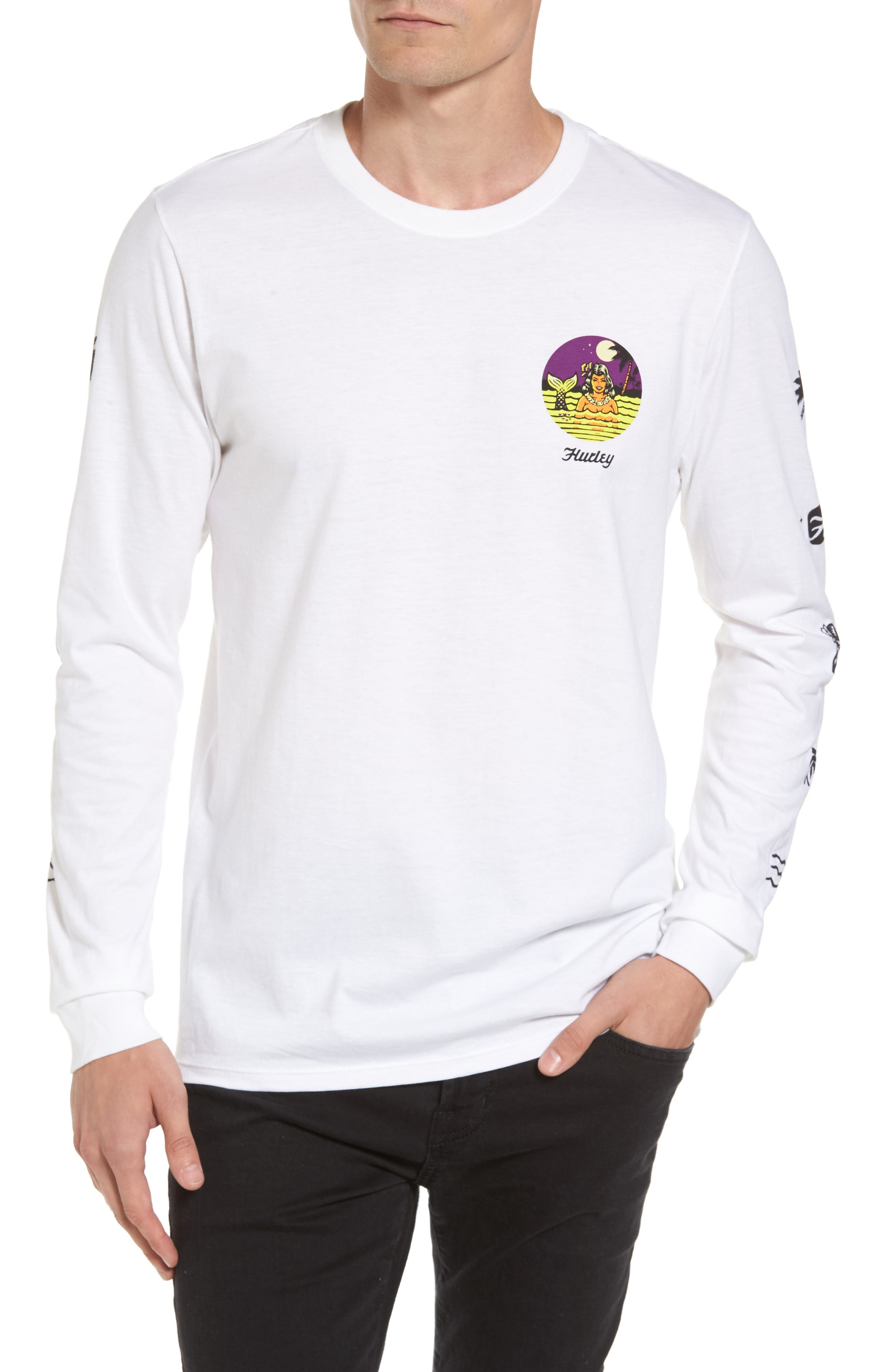 Main Image - Hurley Sirena T-Shirt