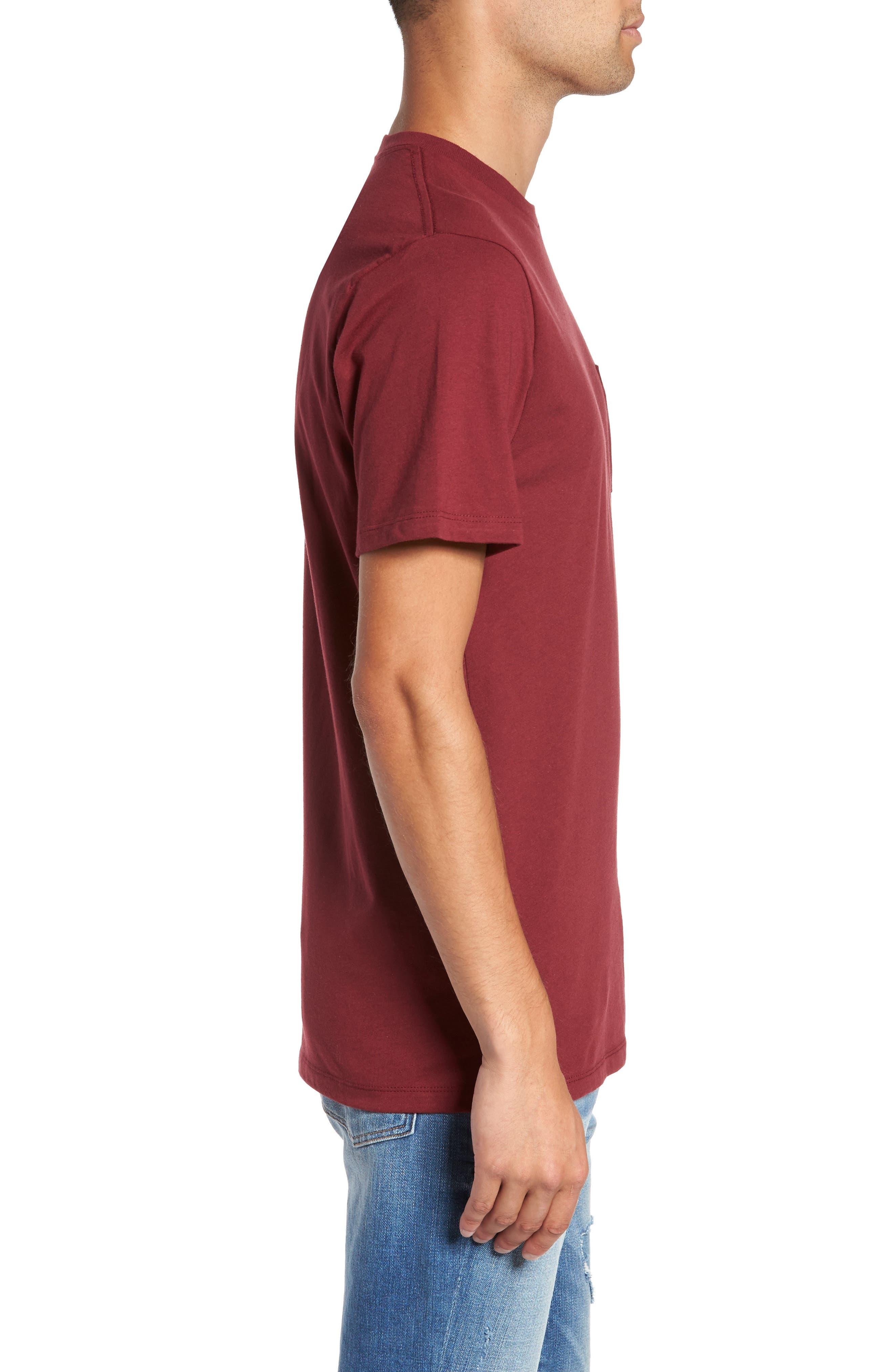 Alternate Image 3  - Vans Thunderbird Graphic Pocket T-Shirt