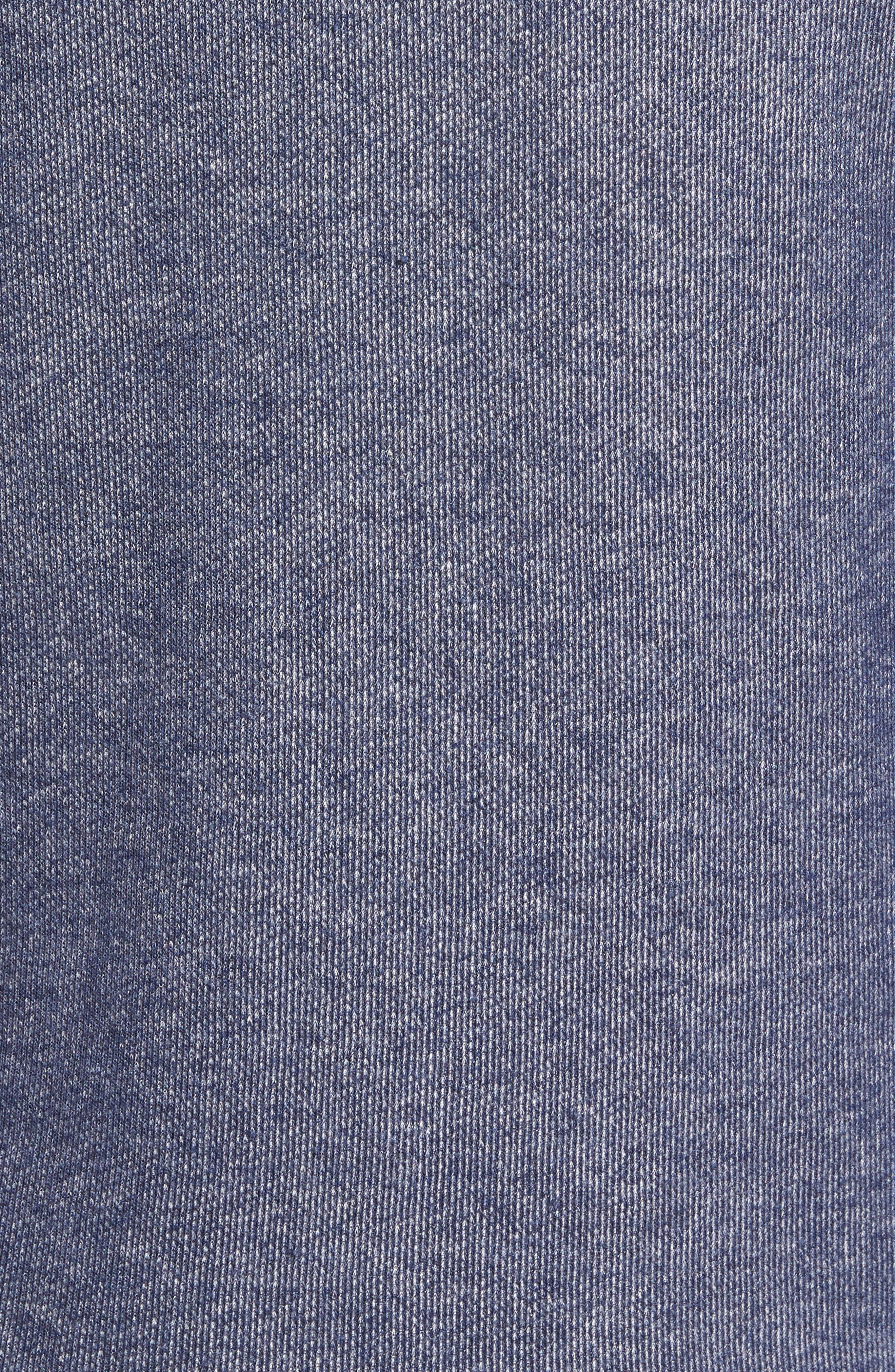 Twisted Pullover,                             Alternate thumbnail 5, color,                             Blue