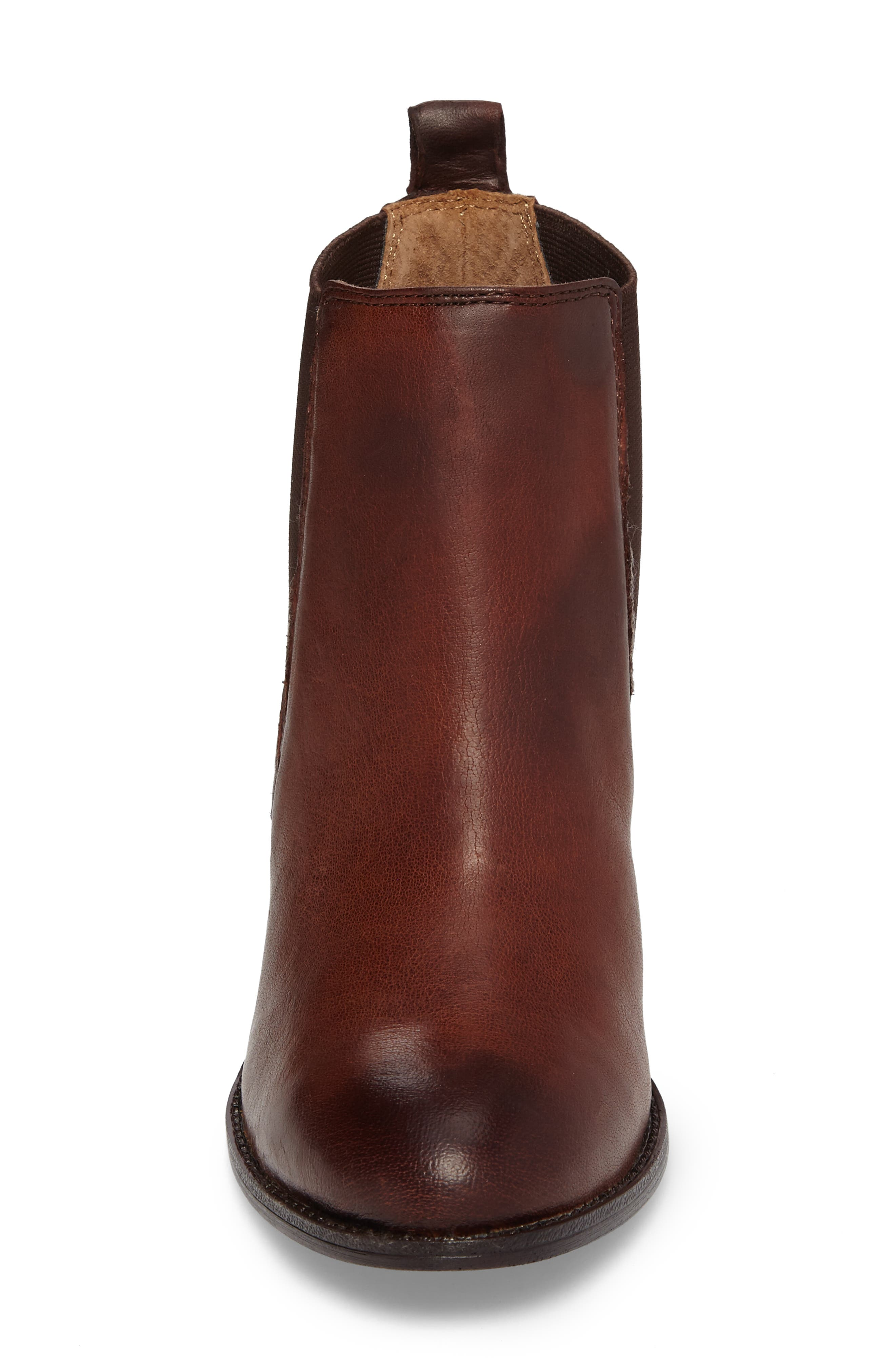 Welling Bootie,                             Alternate thumbnail 4, color,                             Caffe Leather
