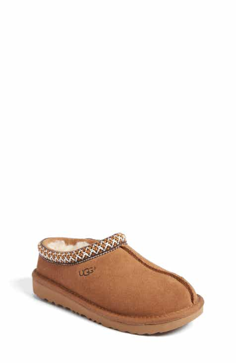 7e50e76293 UGG® K-Tasman II Embroidered Slipper (Toddler