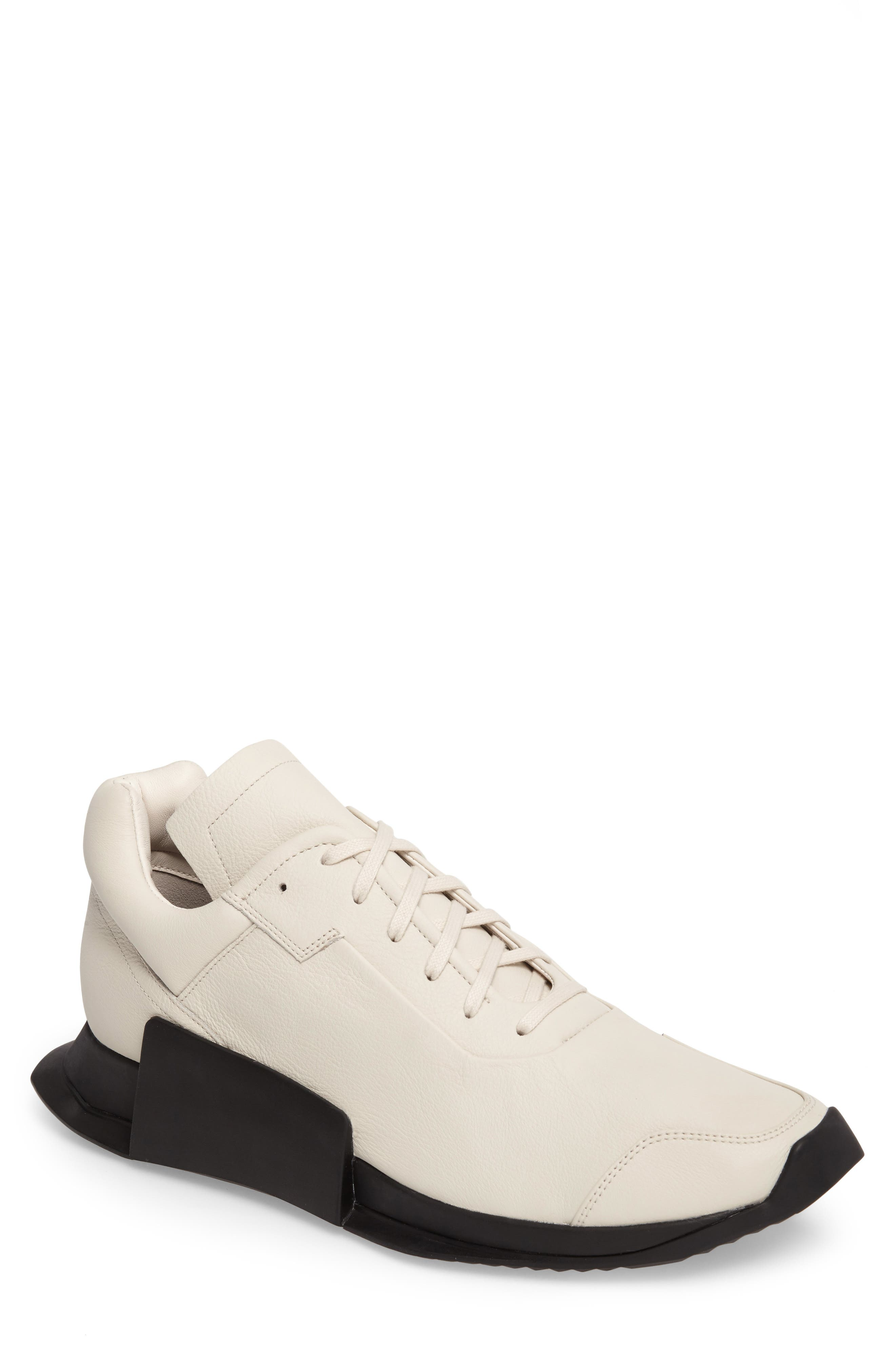 Main Image - Rick Owens by adidas New Runner Boost Sneaker (Men)