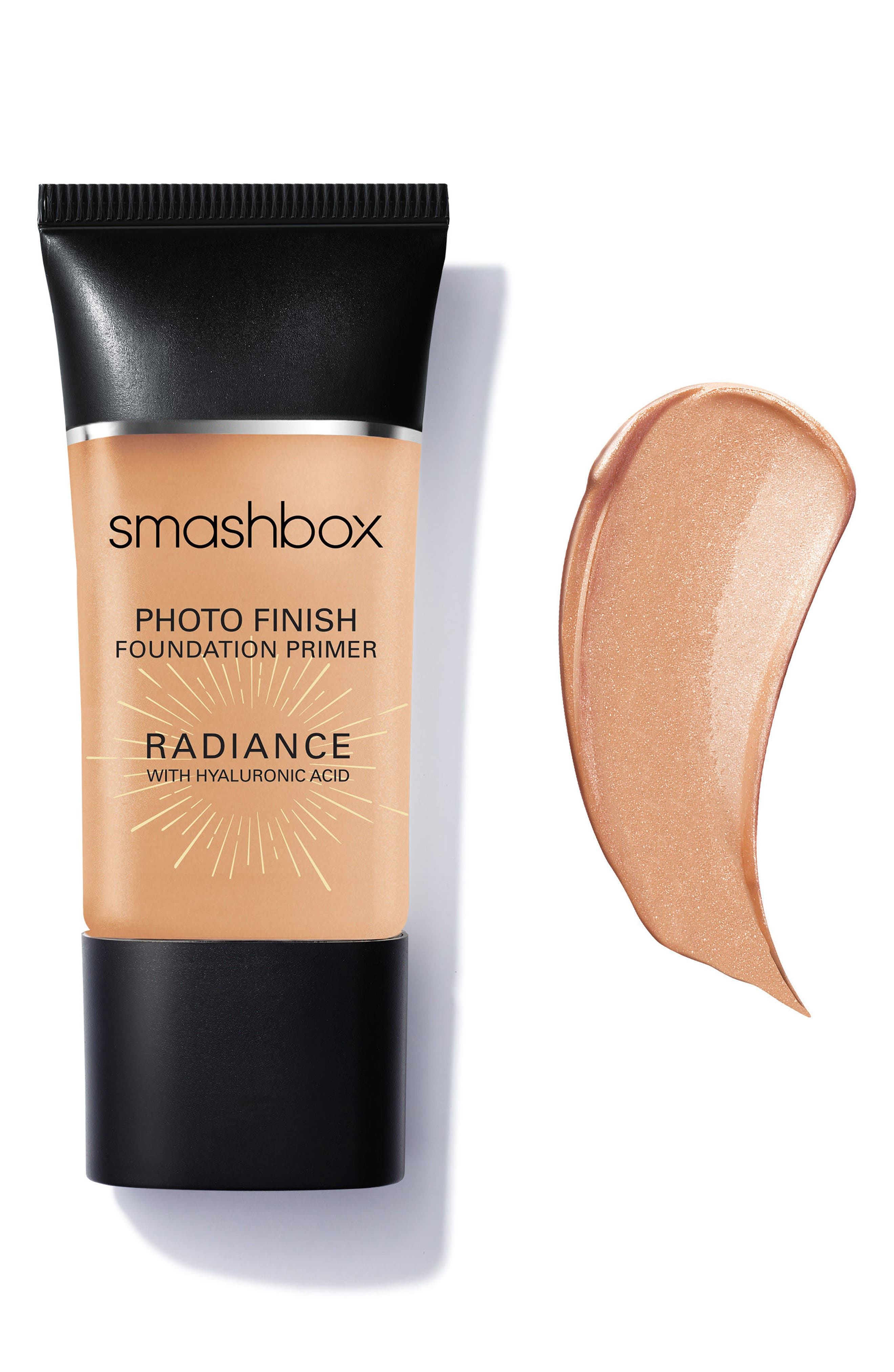 Alternate Image 2  - Smashbox Photo Finish Foundation Primer Radiance with Hyaluronic Acid