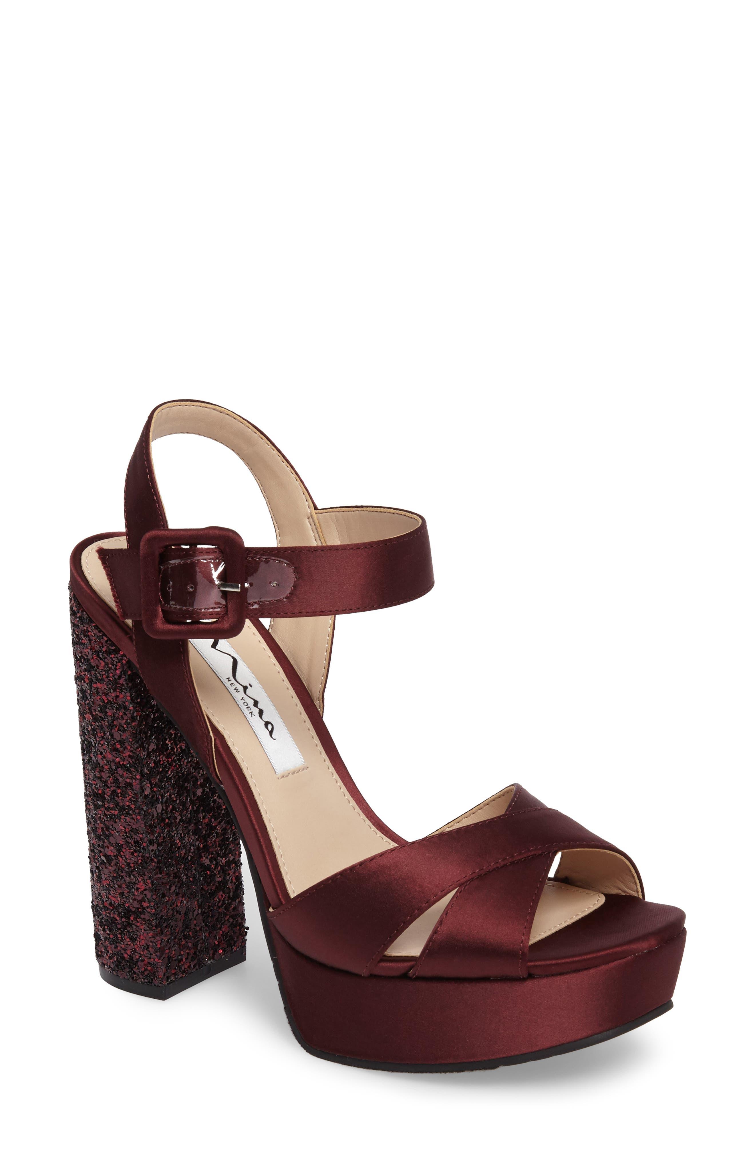 Nina Savita Platform Sandal (Women)