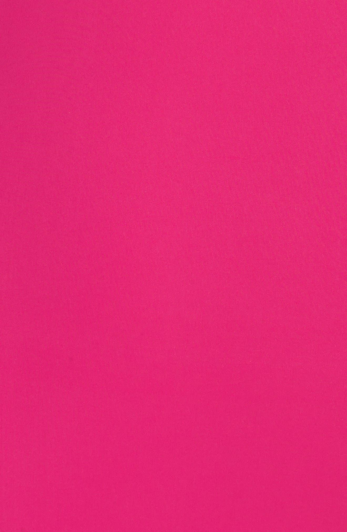 Alternate Image 6  - Diane von Furstenberg Halter One-Piece Swimsuit