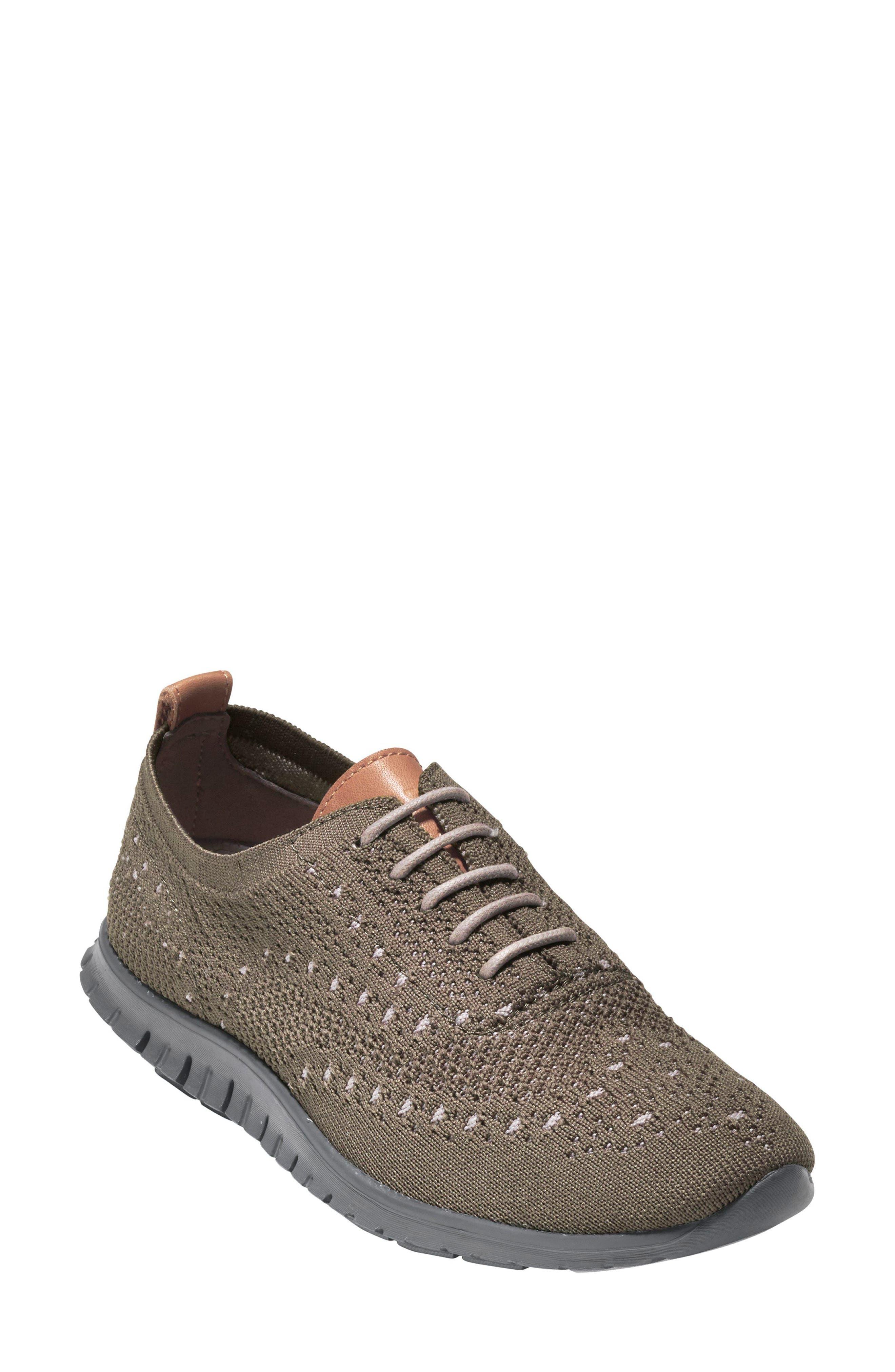 Alternate Image 1 Selected - Cole Haan ZERØGRAND Wingtip Sneaker (Women)