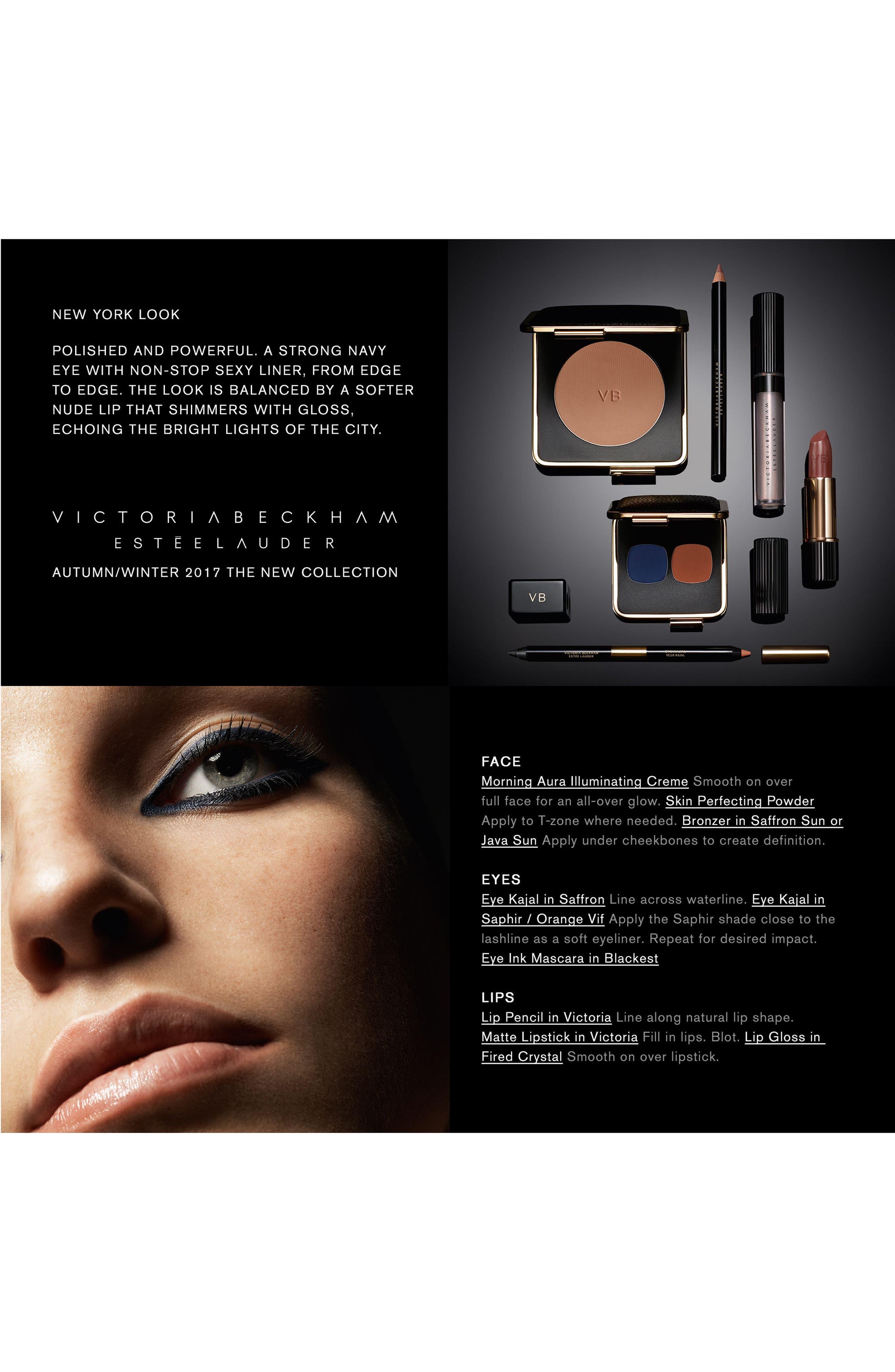 Victoria Beckham Eye Kajal,                             Alternate thumbnail 2, color,                             Black Saffron/ Vanille