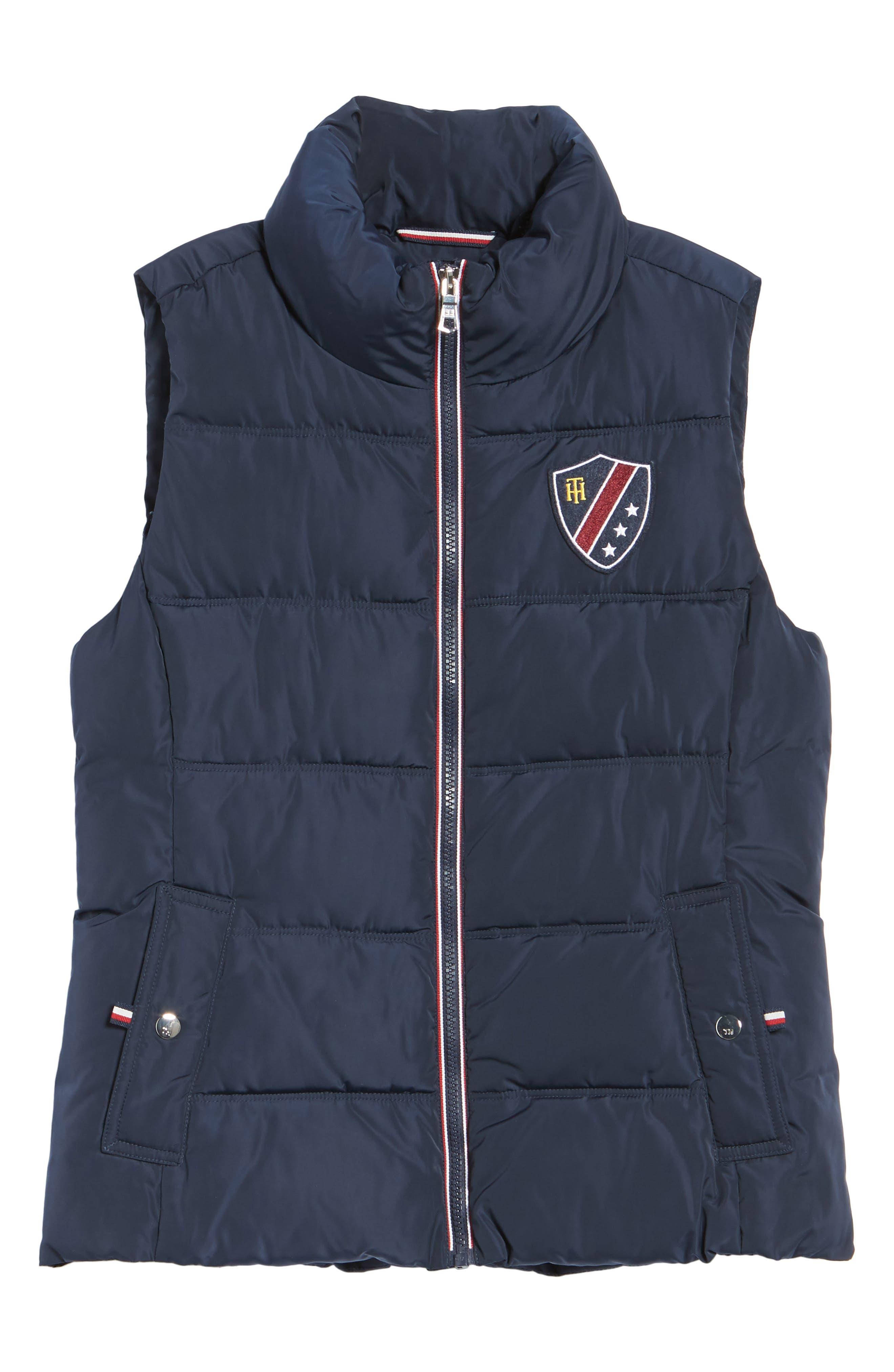 Alternate Image 6  - Tommy Hilfiger Quilted Puffer Vest